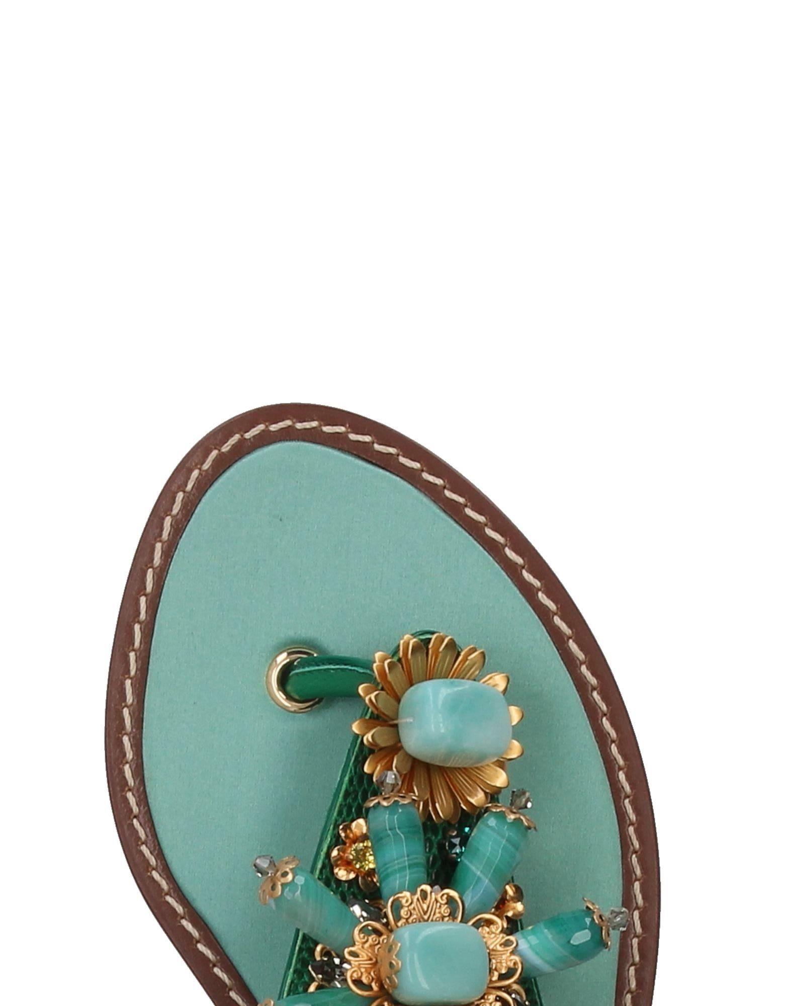 Tongs Dolce & Gabbana Femme - Tongs Dolce & Gabbana sur