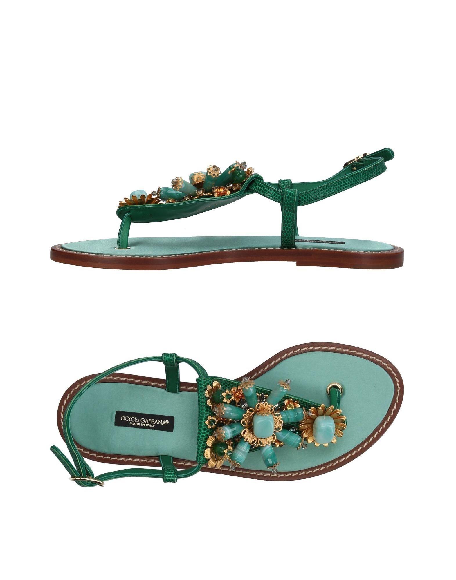 Dolce & Gabbana Flip Flops - Women Dolce & on Gabbana Flip Flops online on &  Australia - 11374019AP b53673