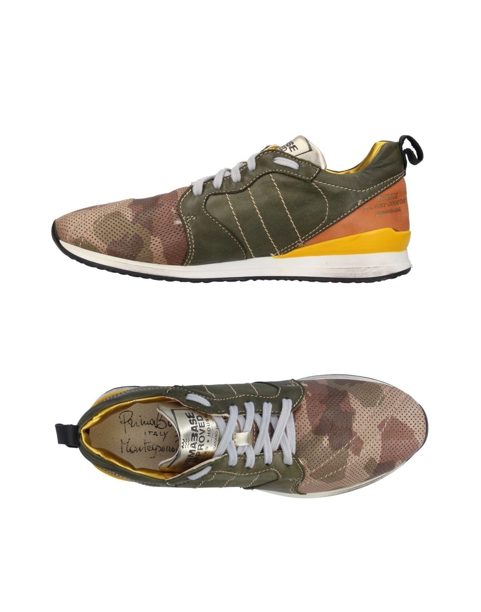 Rabatt echte Schuhe Primabase Sneakers Herren  11374029GP