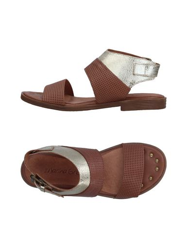 Los hombres zapatos más populares para hombres Los y mujeres Sandalia Marina Grey Mujer - Sandalias Marina Grey - 11374085BD Marrón 1f96ca