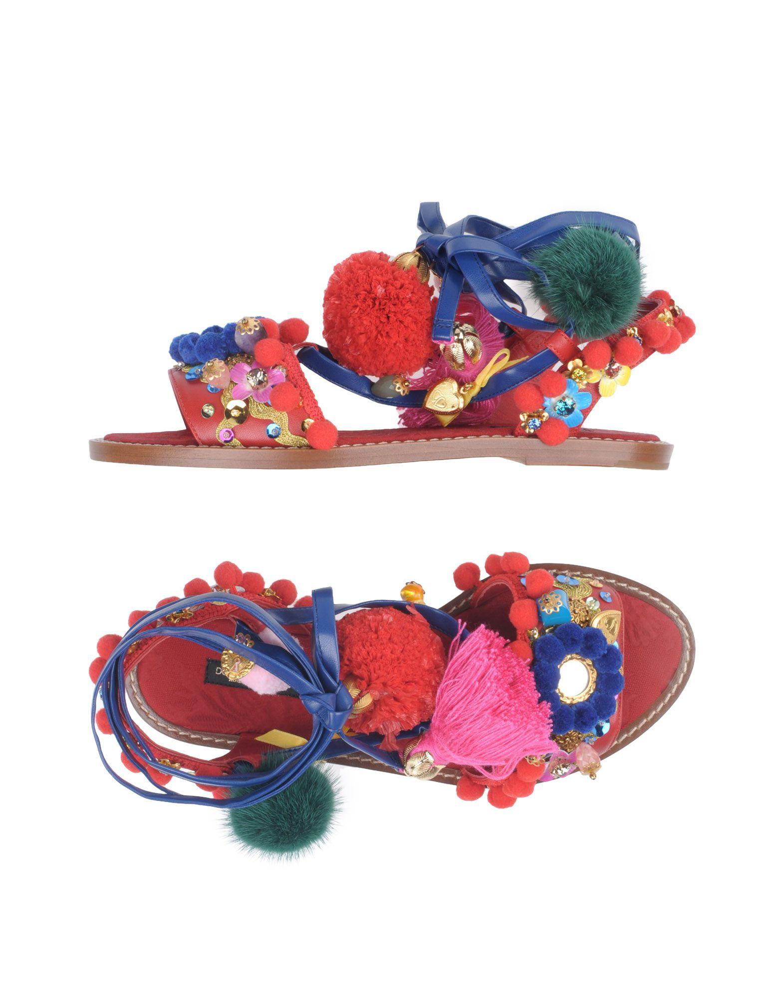 Dolce & Gabbana Sandalen Damen  11374116WDGünstige gut aussehende Schuhe