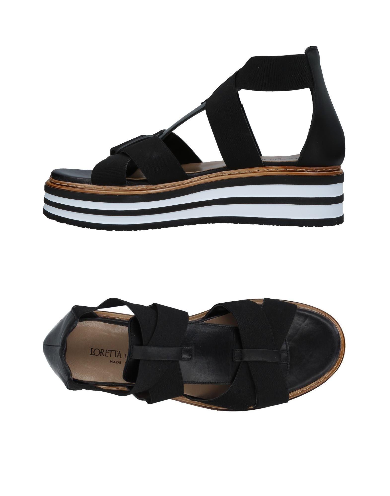 Loretta By Loretta Loretta By Sandalen Damen 11374151LM Gute Qualität beliebte Schuhe 5941ce