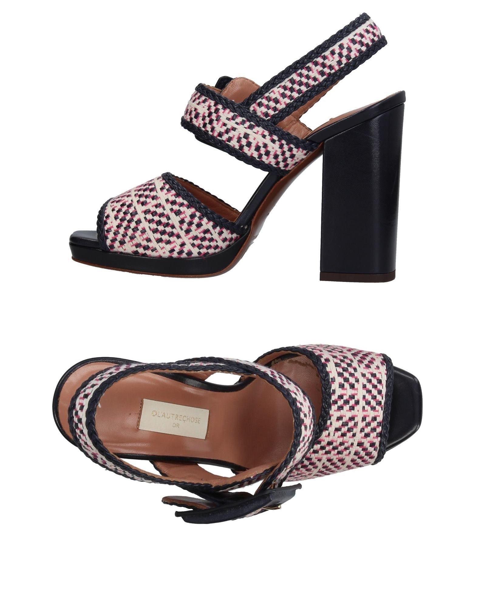 L' Autre Chose Sandalen Damen  Neue 11374224QS Neue  Schuhe baf6c3