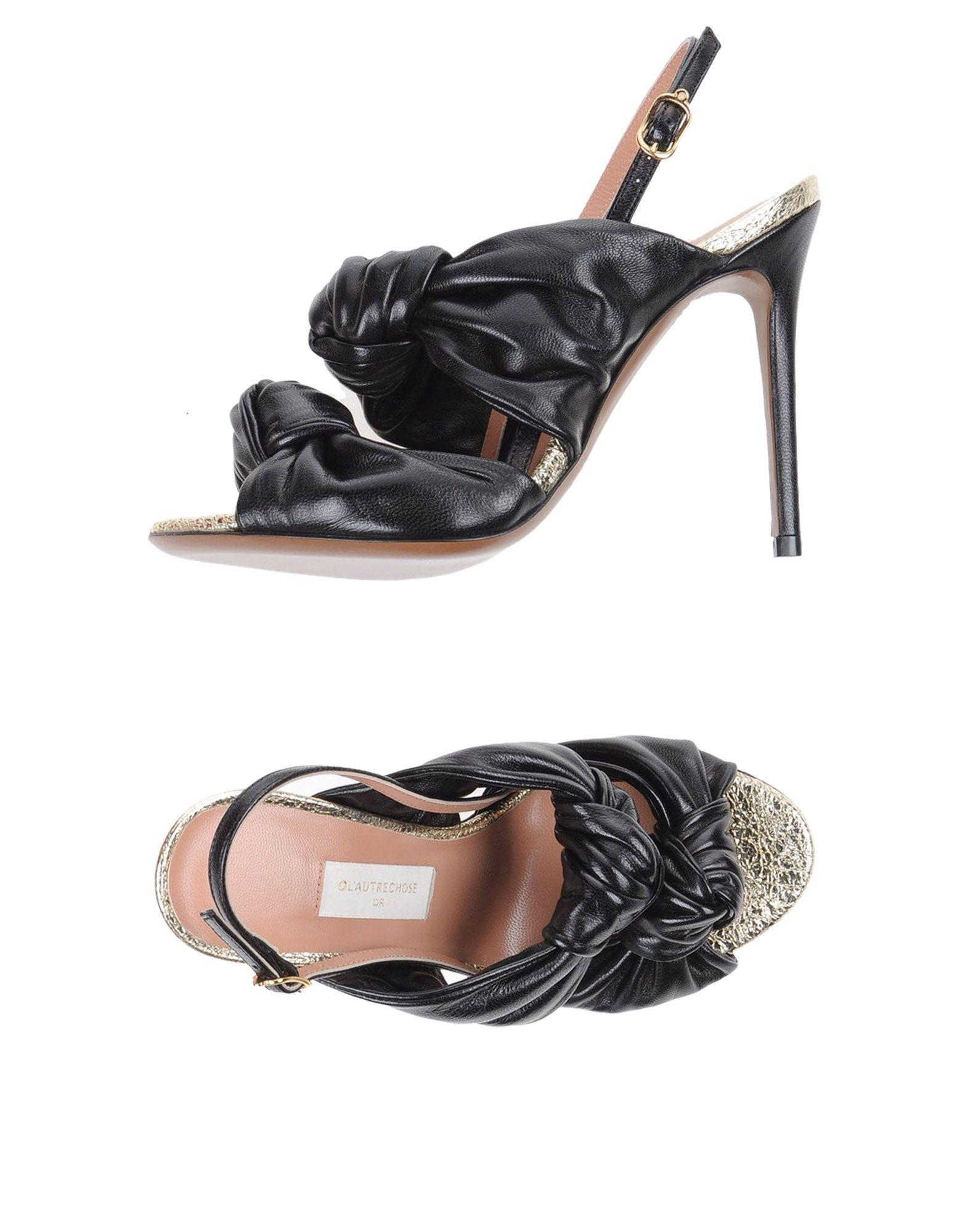 Gut um billige Schuhe zu tragenL' Autre Chose Sandalen Damen  11374234OC
