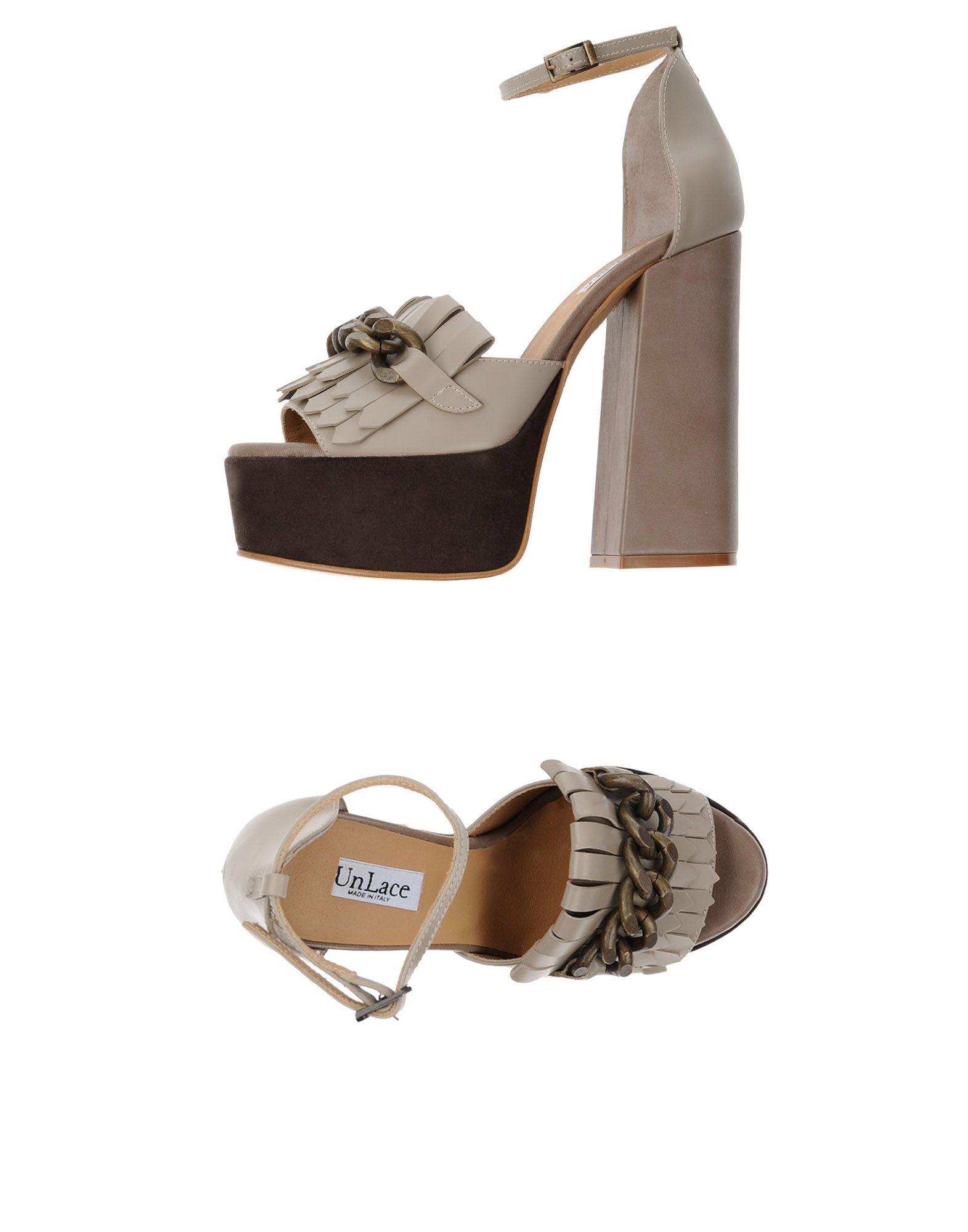 Unlace Sandalen Damen  11374270RX Gute Qualität beliebte Schuhe