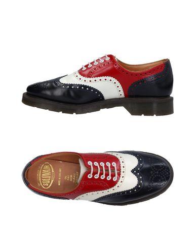 Solovair 1881 Chaussures À Lacets NWaYIez4