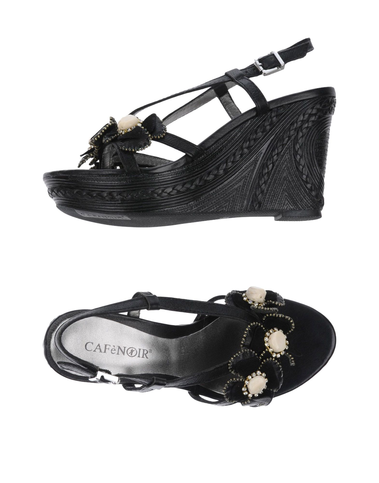 Cafènoir Sandals - Women Cafènoir United Sandals online on  United Cafènoir Kingdom - 11374495GN a58b99