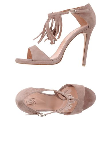 FOOTWEAR - Sandals Studio Spiga Free Shipping Clearance Newest Online Clearance Best Prices Comfortable Online Amazon Online k32ZfH