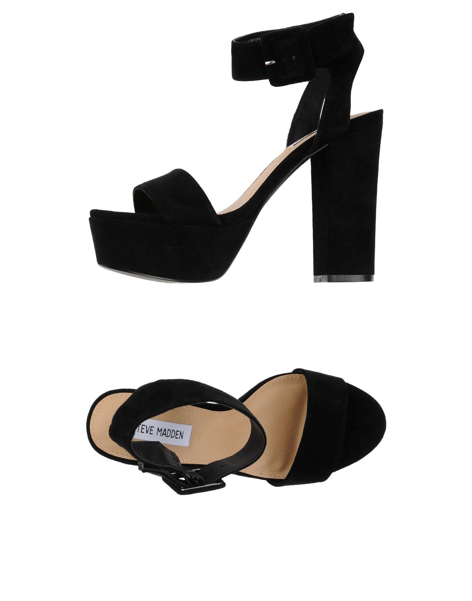 Steve Madden Sandalen Damen  11374654UK Gute Qualität beliebte Schuhe