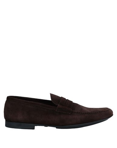 CAMPANILE Loafers in Dark Brown