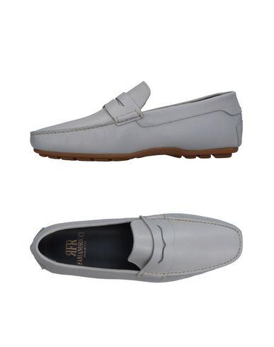 Zapatos con descuento Mocasín Fabiano Ricci Hombre - Mocasines Fabiano Ricci - 11374857TO Gris perla