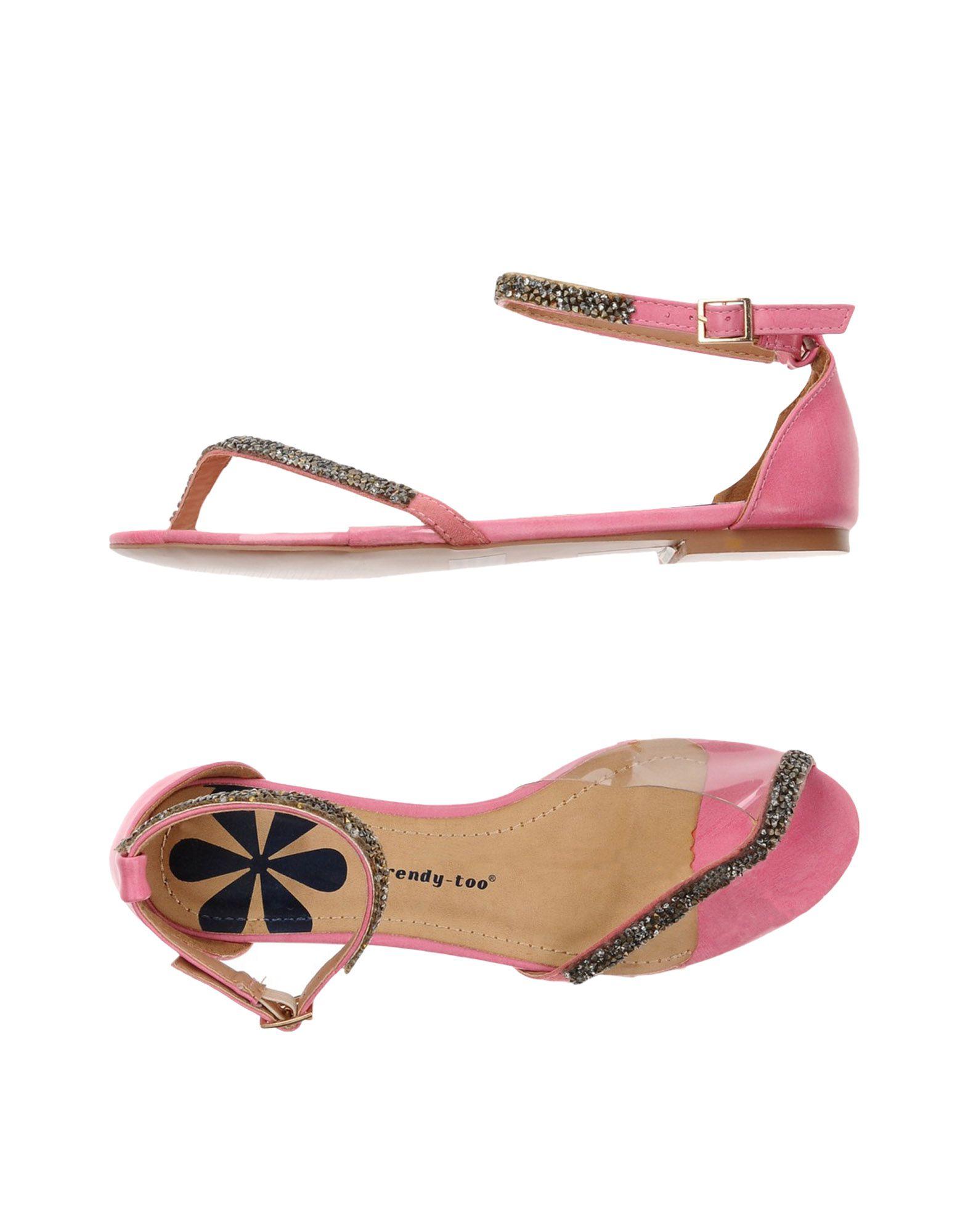 Sandali Trendy Too Too Trendy Donna - 11374884NR 978280
