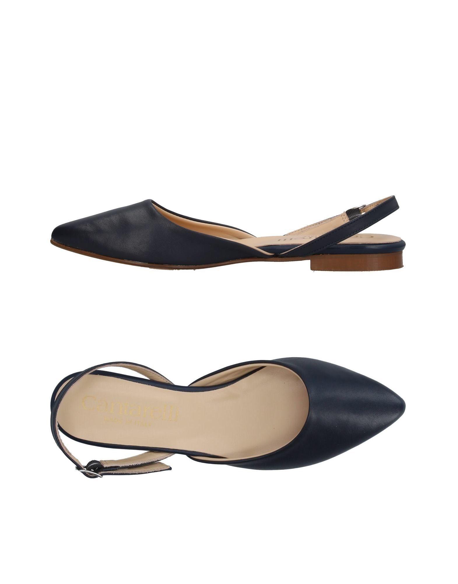 Gut um billige Schuhe zu tragenCantarelli Ballerinas Damen  11374906KI
