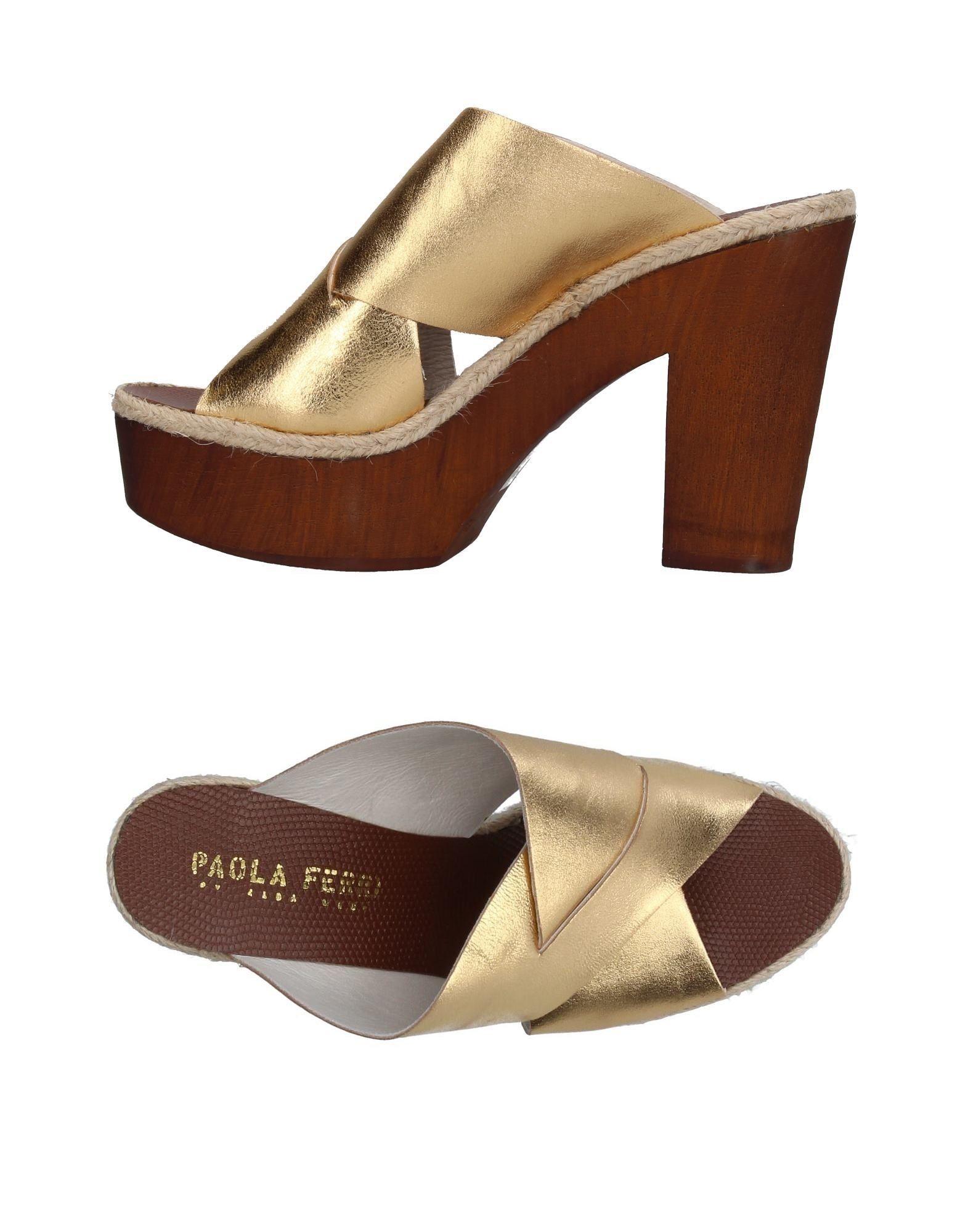 Paola Ferri Sandalen Damen  11374942OE Gute Qualität beliebte Schuhe