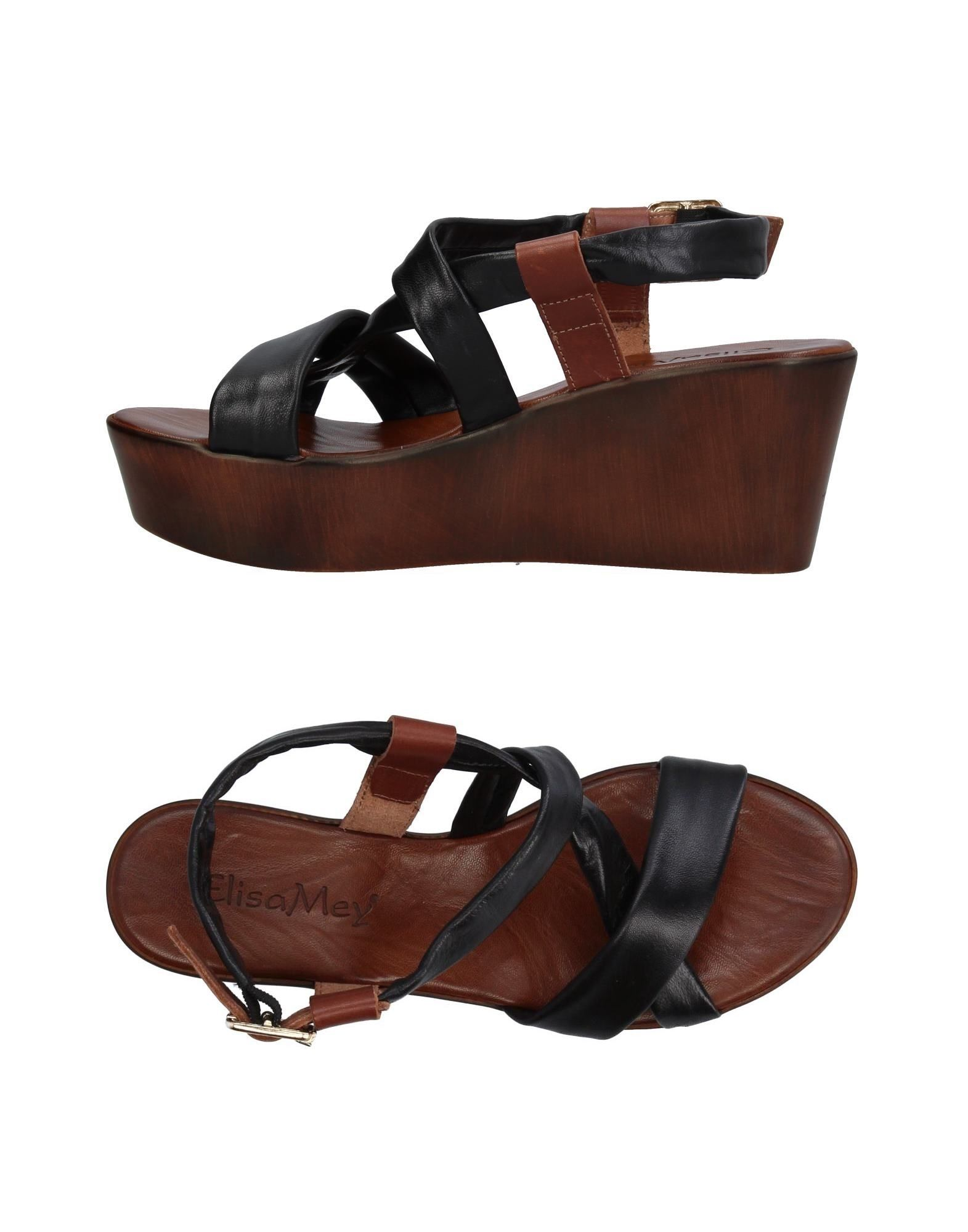 CHAUSSURES - SandalesElisa Mey