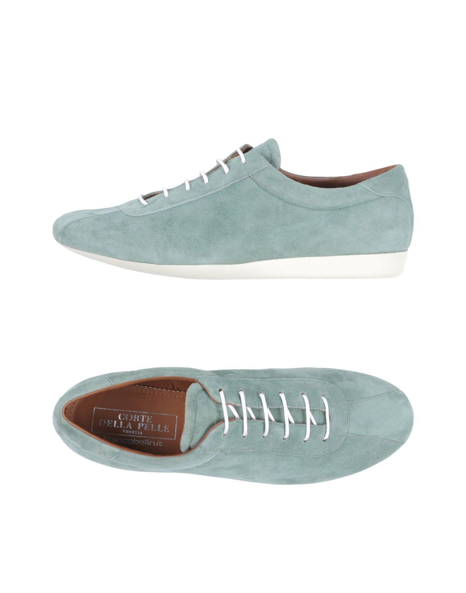 La Corte Della 11375080IW Pelle By Franco Ballin Sneakers Damen  11375080IW Della 6d432d