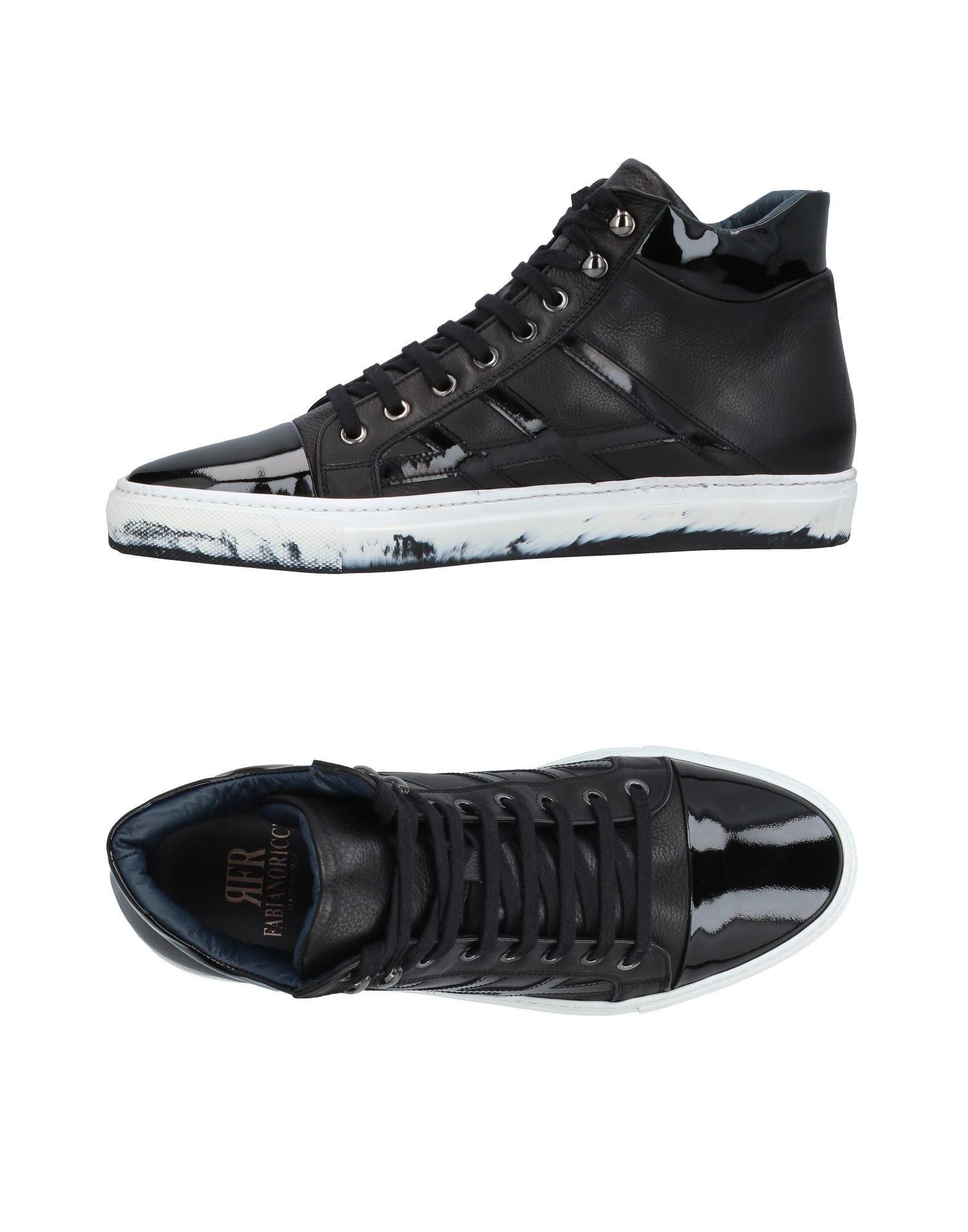 Sneakers Fabiano Ricci Homme - Sneakers Fabiano Ricci  Noir Nouvelles chaussures pour hommes et femmes, remise limitée dans le temps