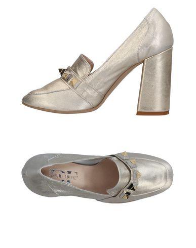 Zapatos de mujer mujer baratos zapatos de mujer de Mocasín Divine Follie Mujer - Mocasines Divine Follie - 11375154RA Plata ca0529