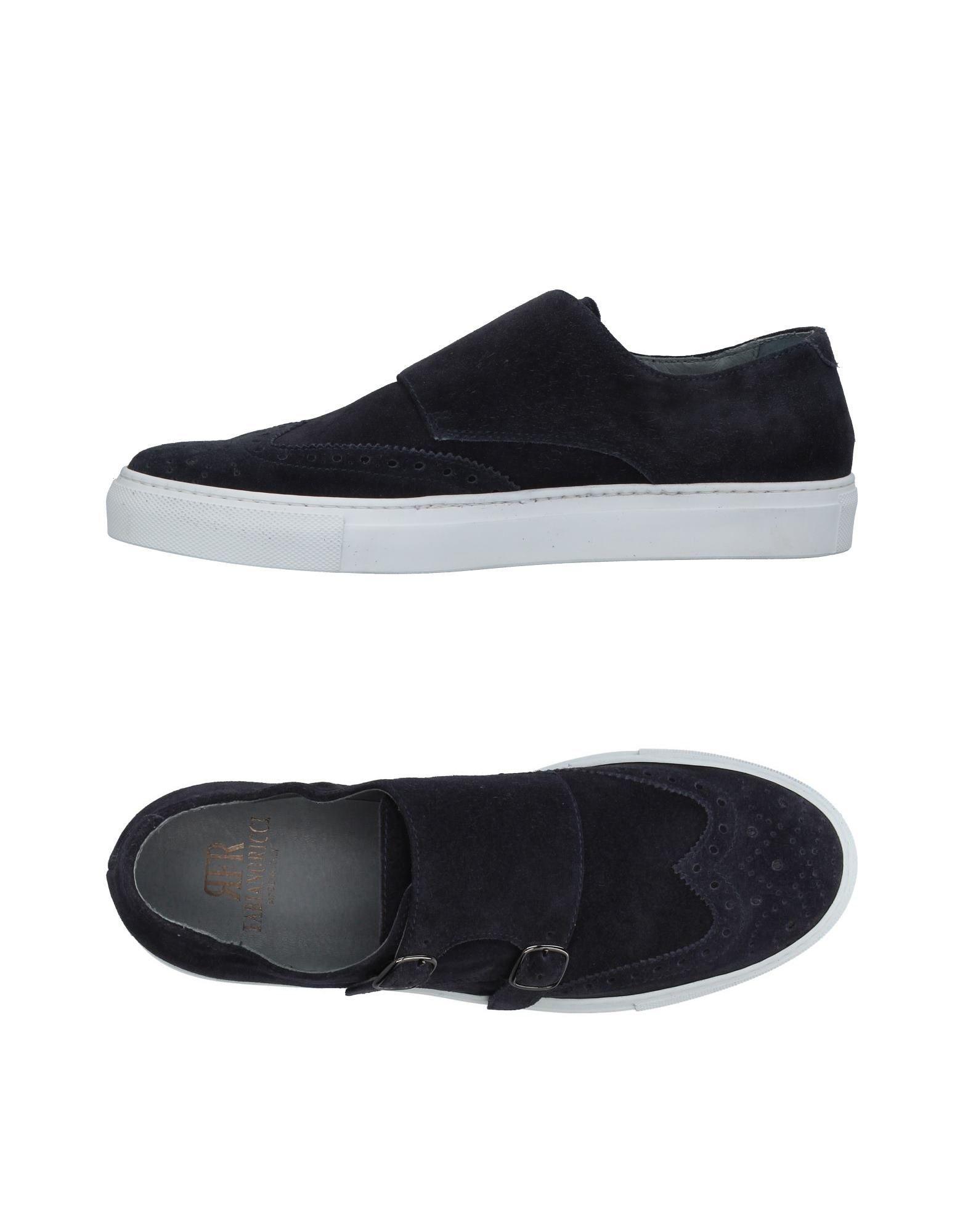 Sneakers Fabiano Ricci Homme - Sneakers Fabiano Ricci  Bleu pétrole Dernières chaussures discount pour hommes et femmes