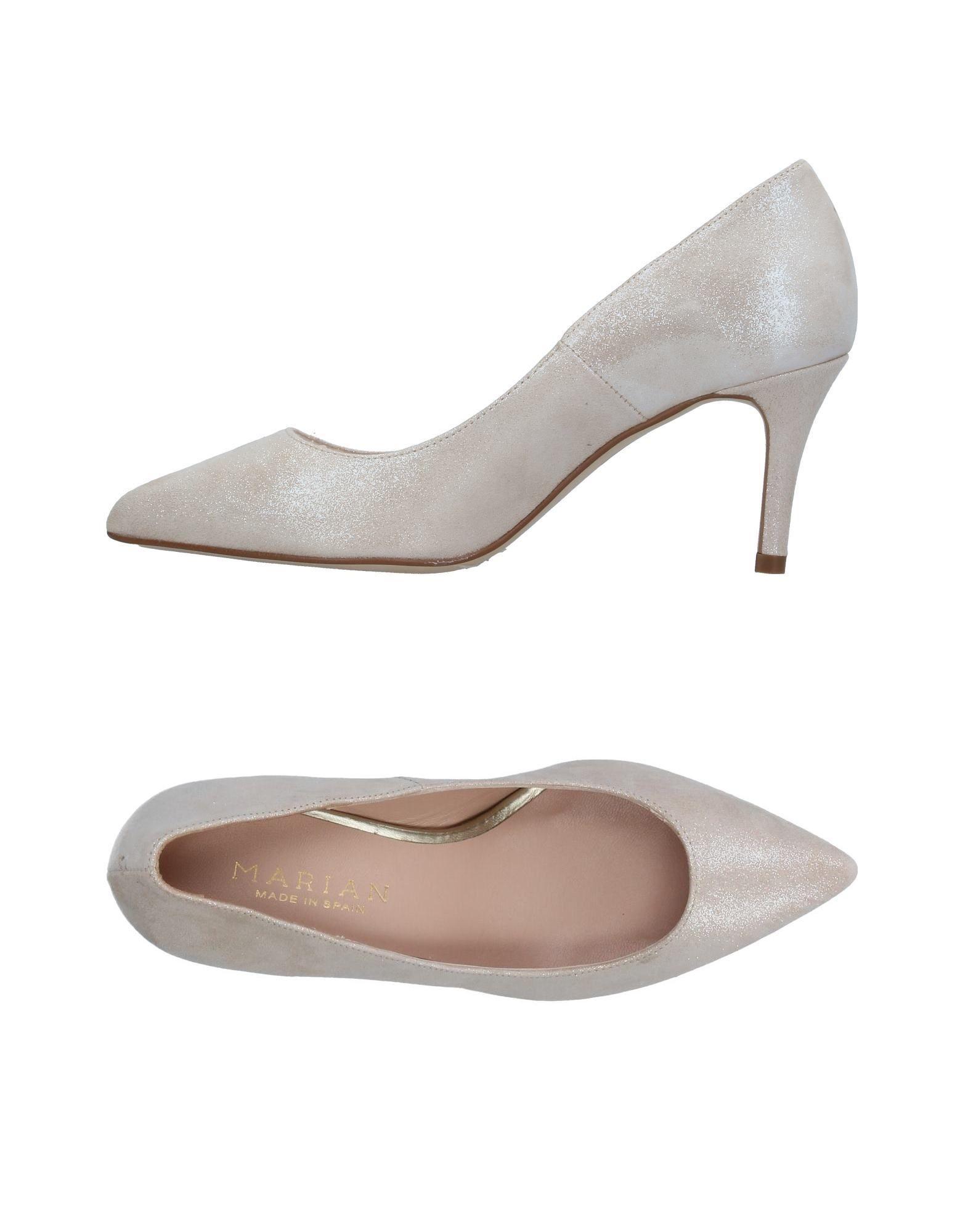 Marian Pumps Damen  11375172WT Gute Qualität beliebte Schuhe