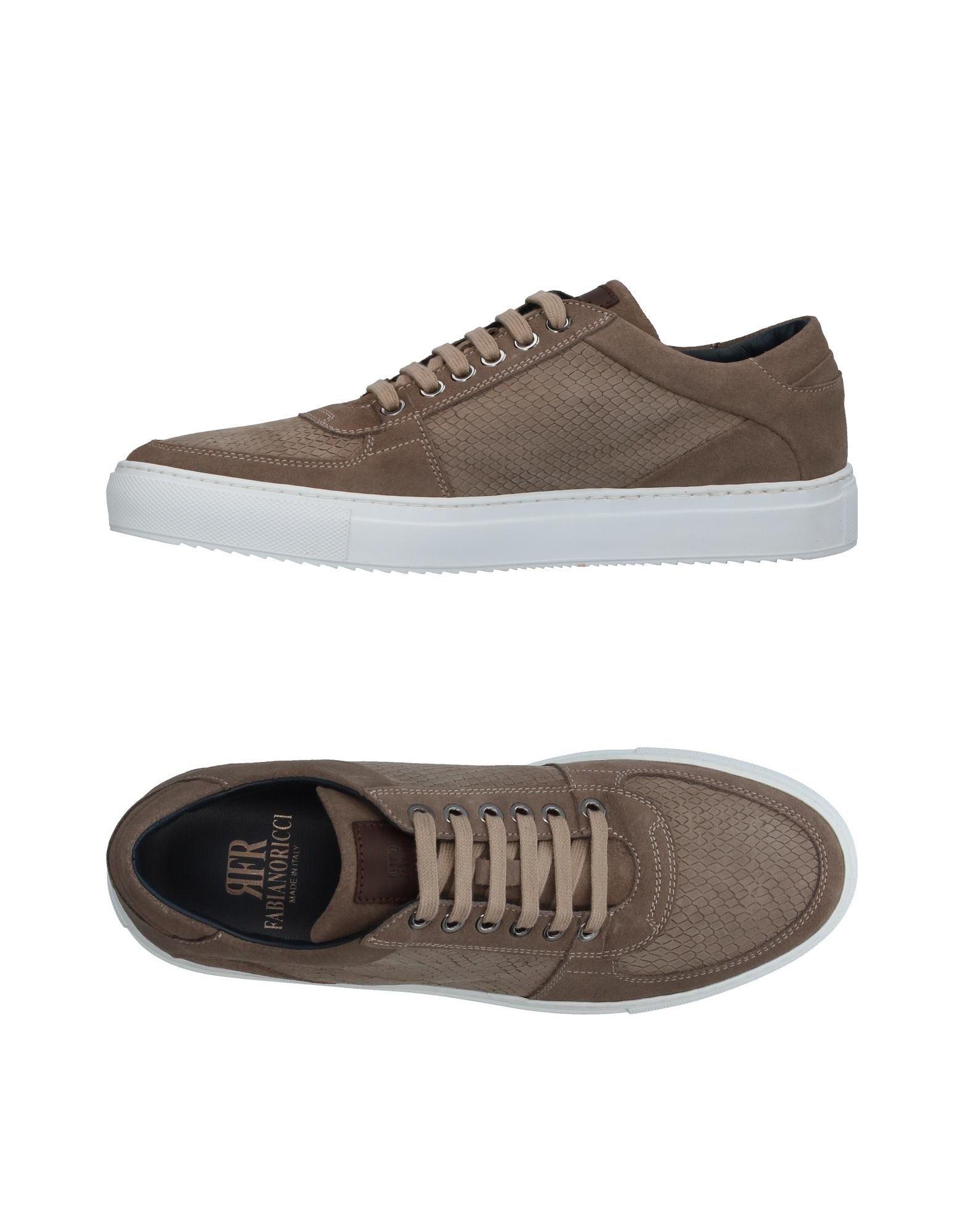 Rabatt echte Schuhe Fabiano Ricci Sneakers Herren  11375177XI