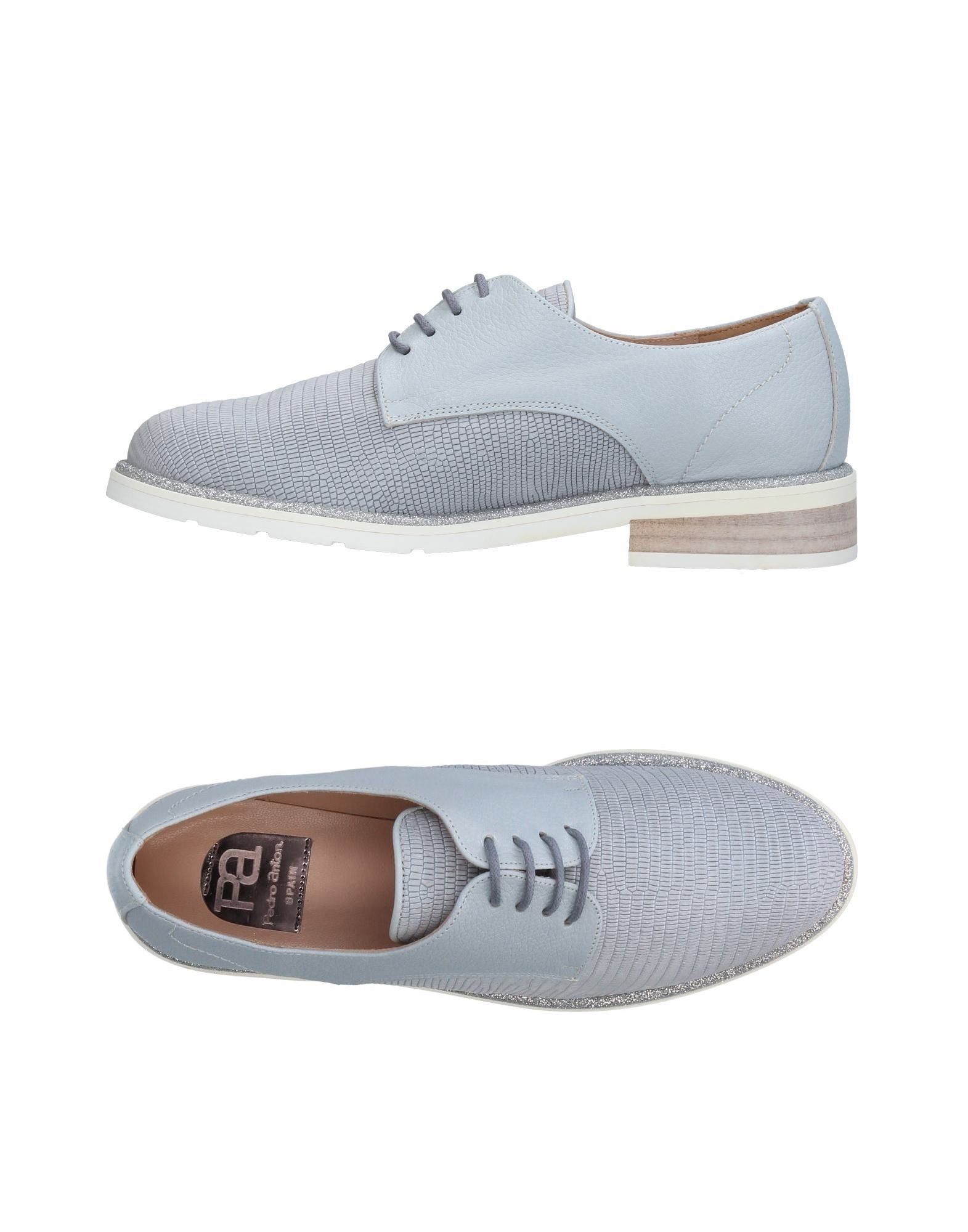 Chaussures - Chaussures À Lacets Pedro Antn 1nBnt9JG