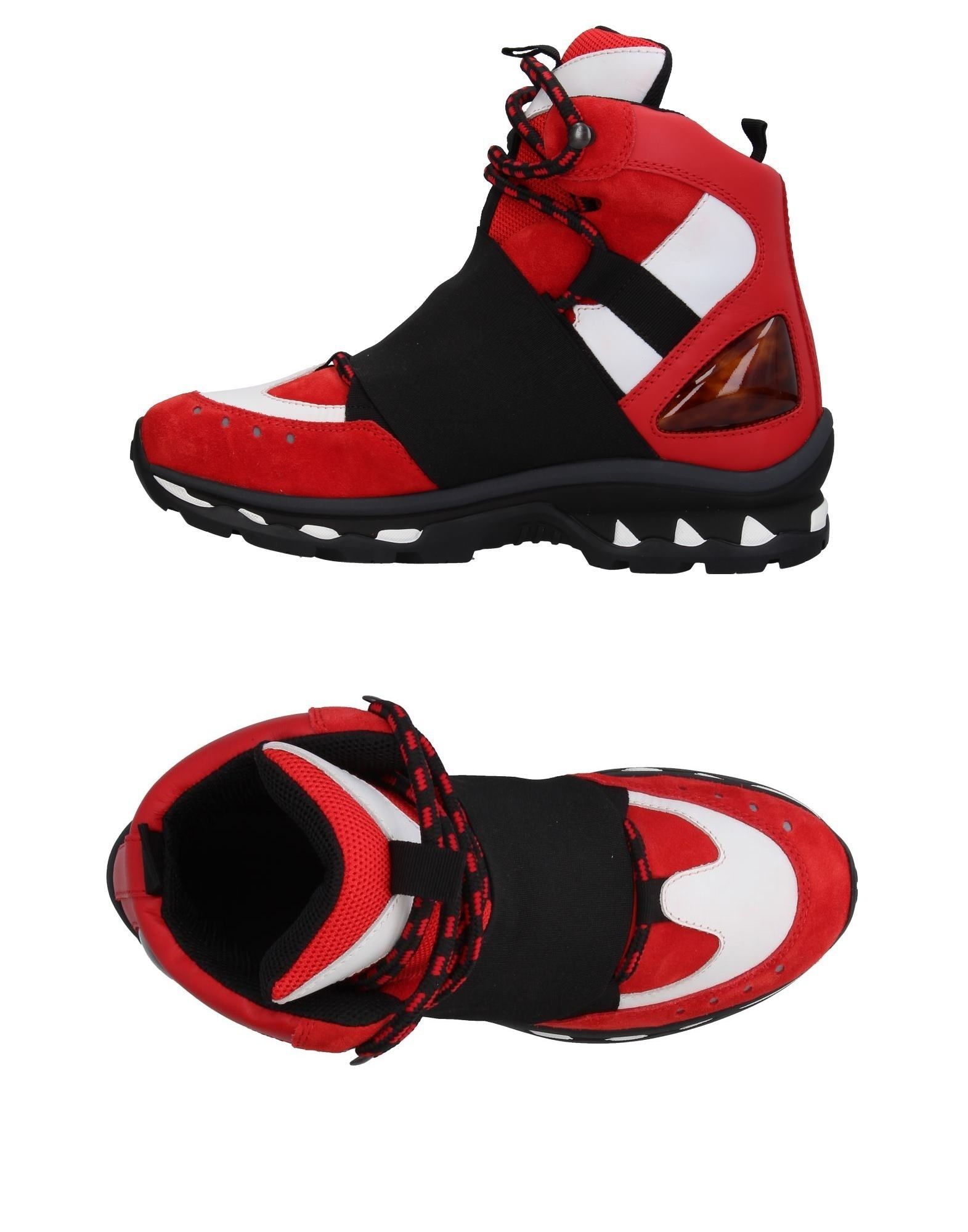 Sneakers Givenchy Homme - Sneakers Givenchy  Rouge Super rabais