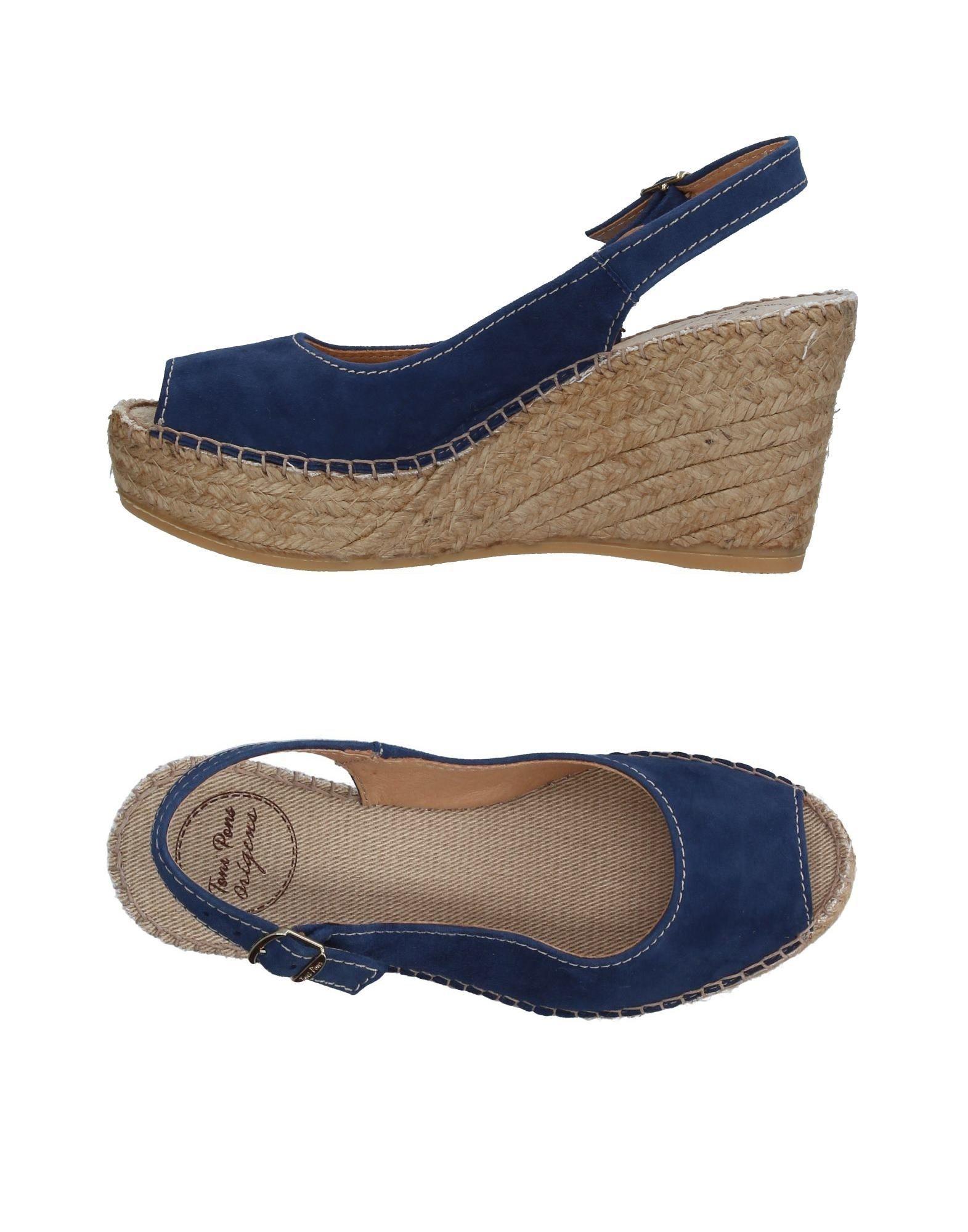 Toni Pons Espadrilles Damen  11375427OS Gute Qualität beliebte Schuhe