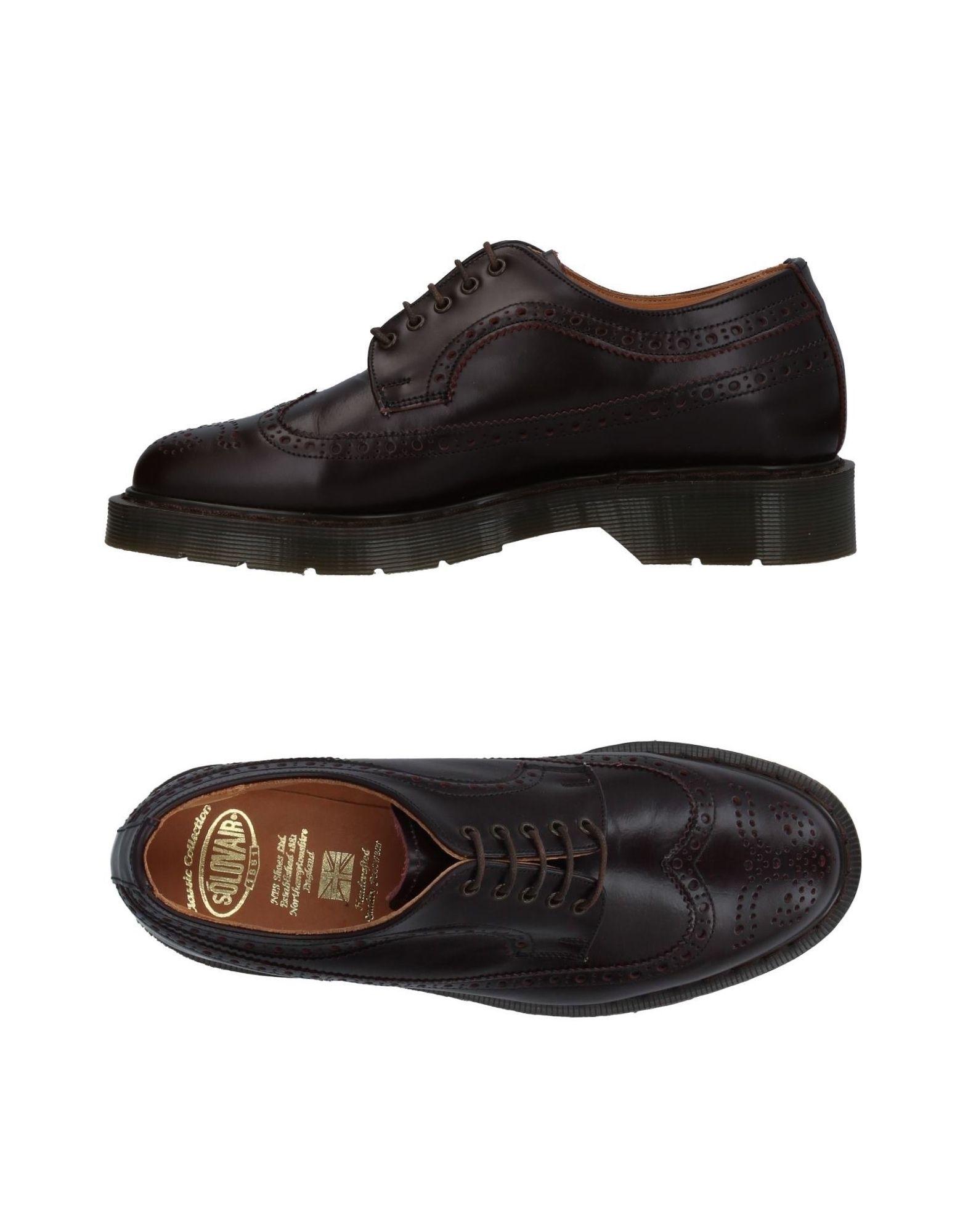 Chaussures À Lacets Solovair 1881 Femme - Chaussures À Lacets Solovair 1881 sur