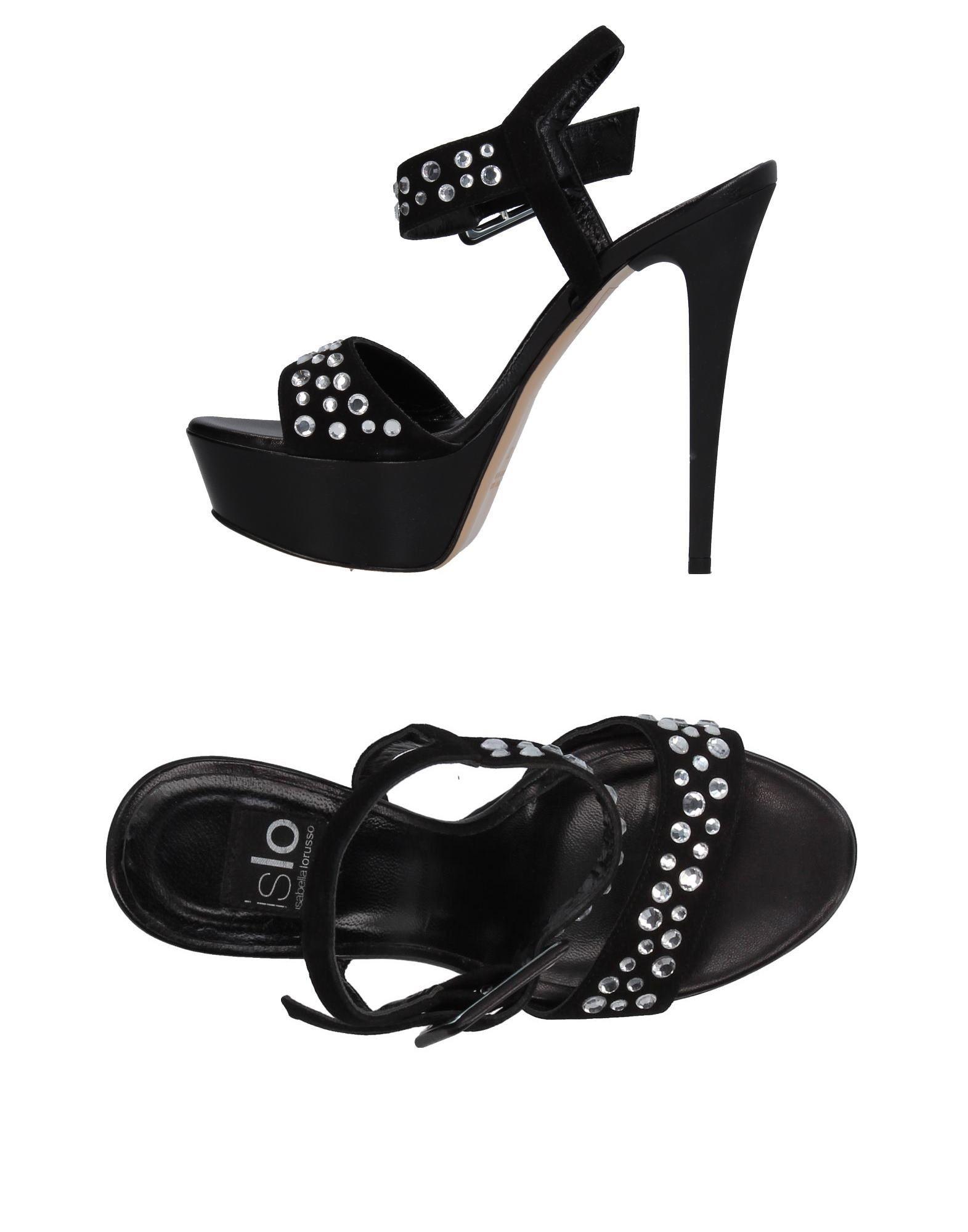 Islo Isabella Lorusso Sandalen Damen  11375469XM Gute Qualität beliebte Schuhe