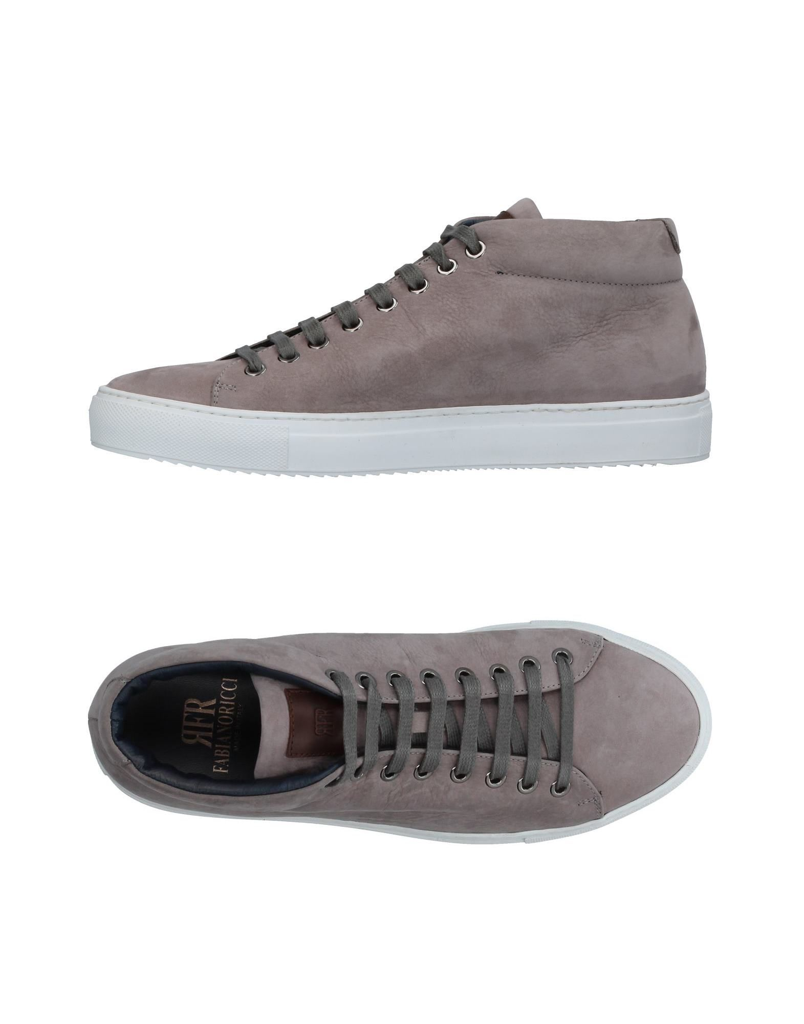 Sneakers Fabiano Ricci Homme - Sneakers Fabiano Ricci  Gris Confortable et belle