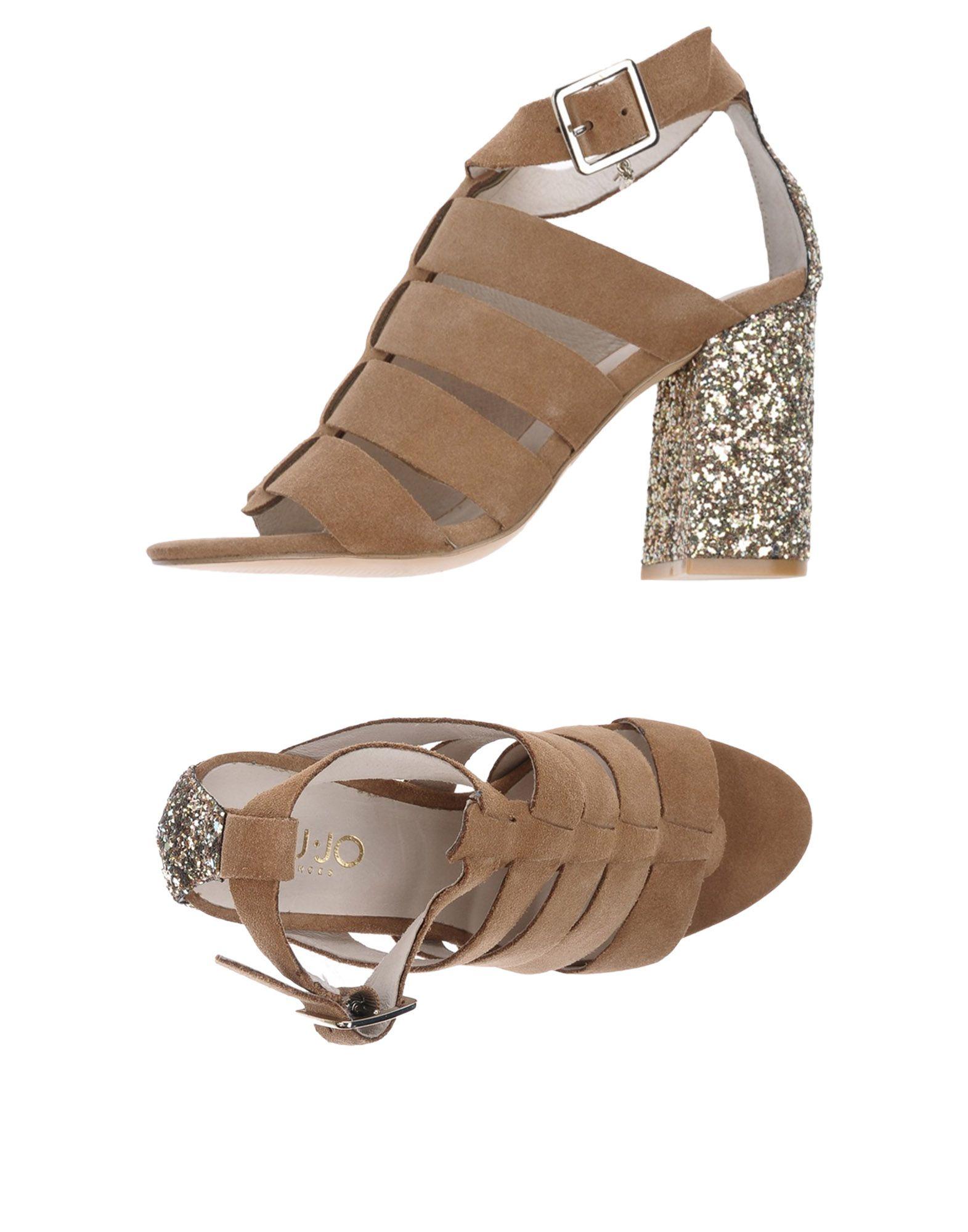 Liu  •Jo Shoes Sandalen Damen  Liu 11375496VH Gute Qualität beliebte Schuhe 3d7d13