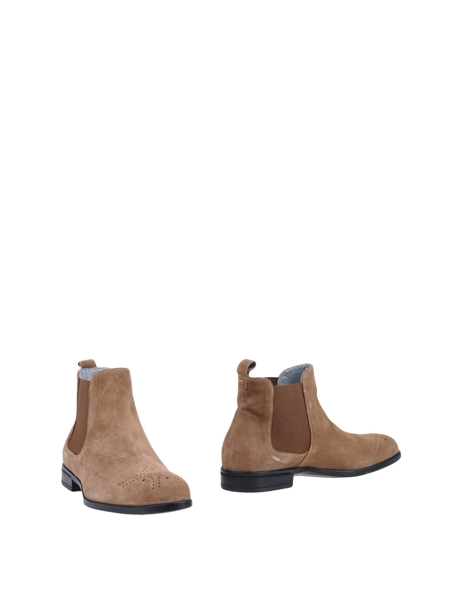 Rabatt echte Schuhe Fabiano Ricci Stiefelette Stiefelette Ricci Herren  11375503SK cbff85