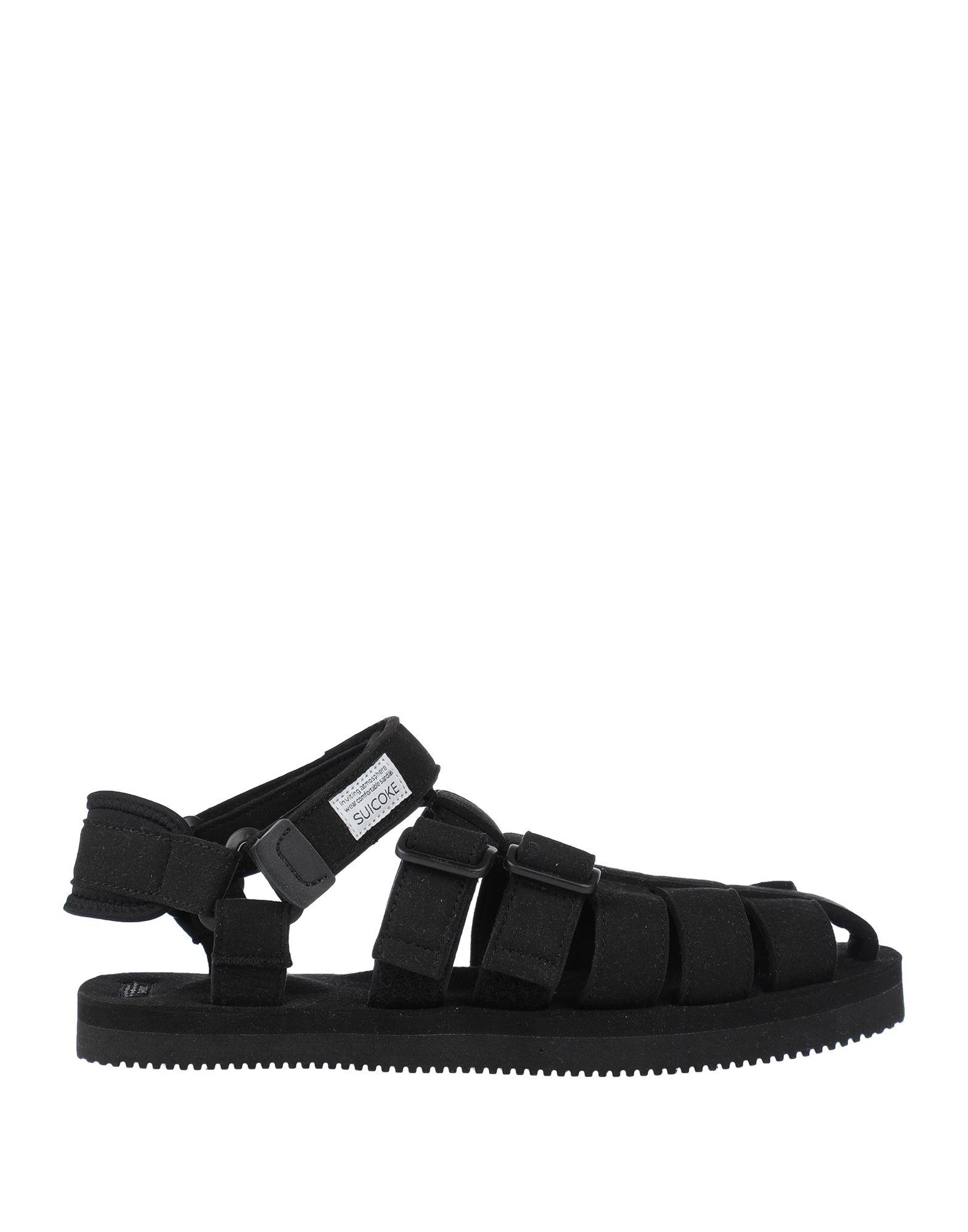 Rabatt echte Schuhe Suicoke Sandalen Herren  11375539IS