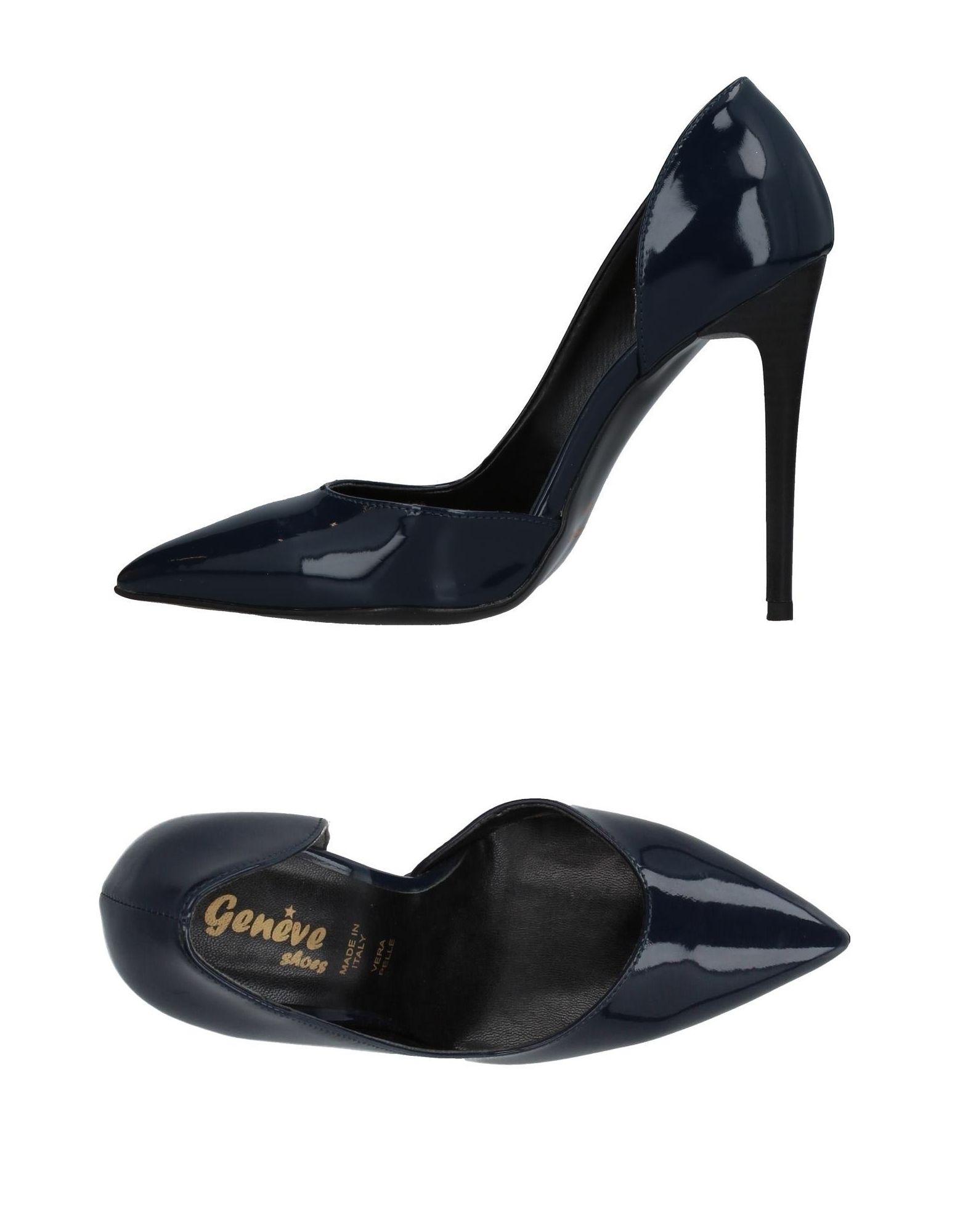 Geneve Pumps Schuhe Damen  11375614PR Heiße Schuhe Pumps 4d9eb2
