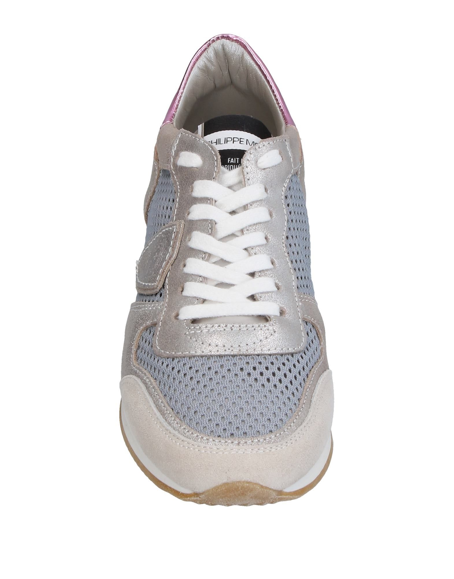Stilvolle billige Schuhe Philippe Model Sneakers Damen  11375644JC