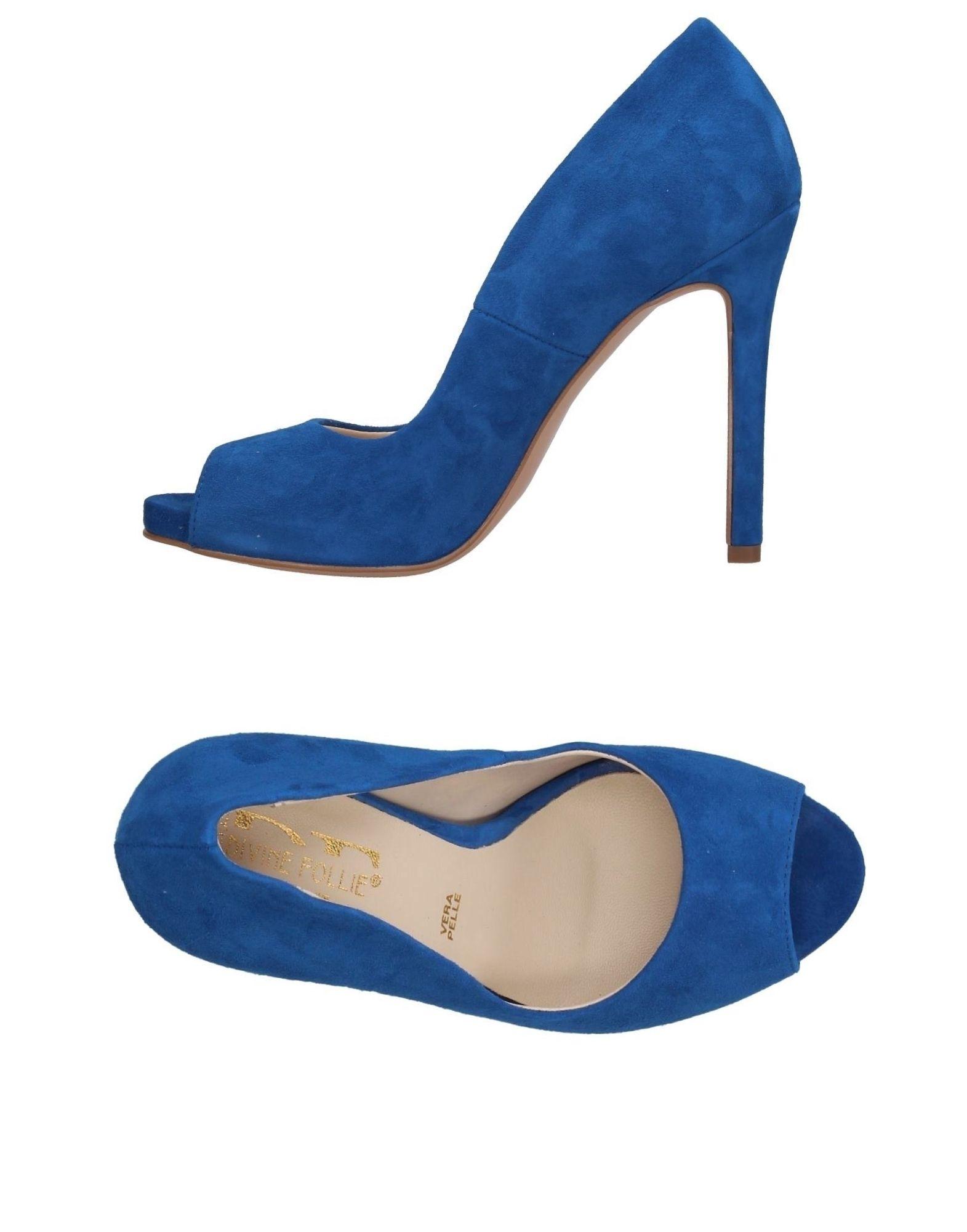 Divine Damen Follie Pumps Damen Divine  11375724NT Neue Schuhe 06b277