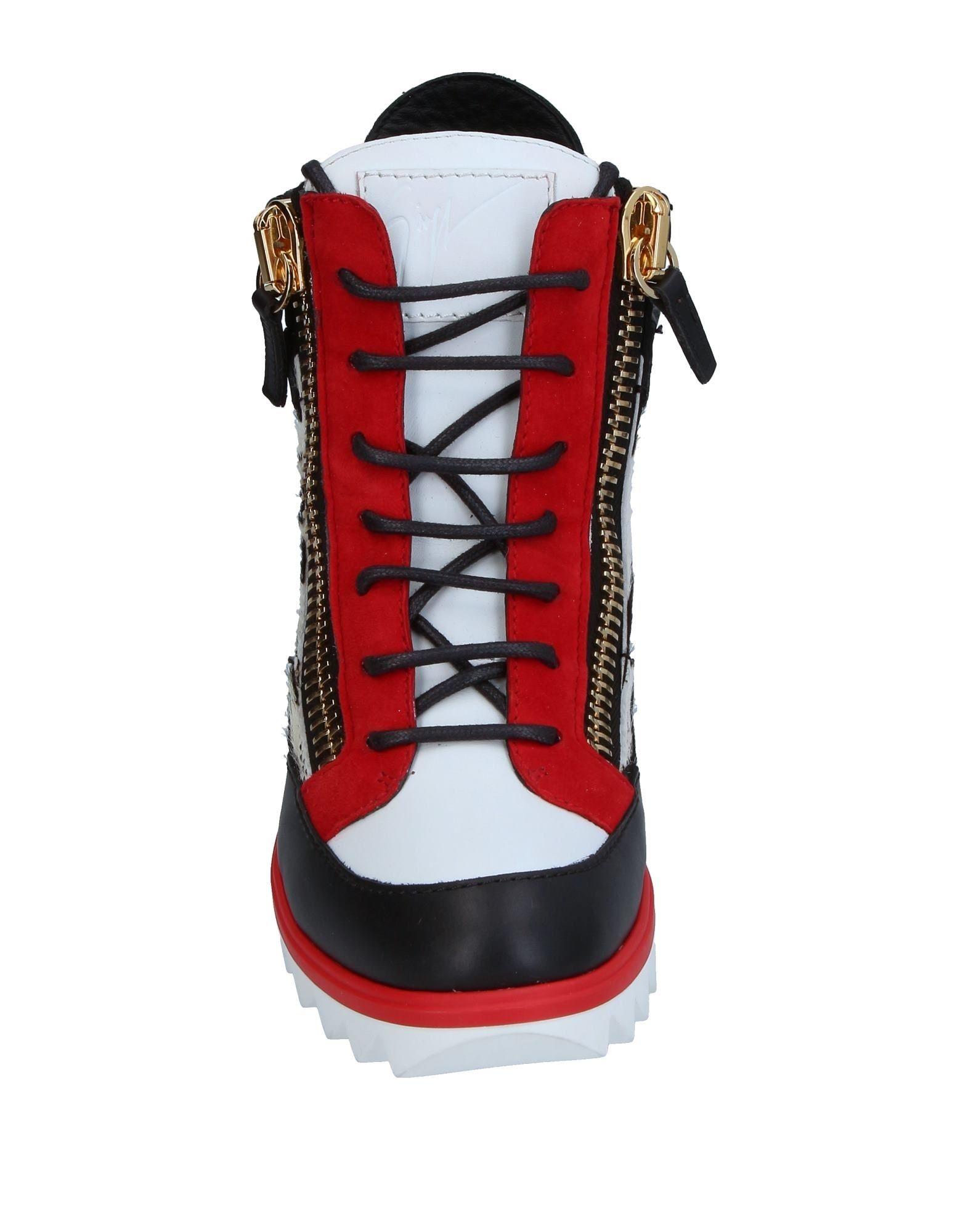 Giuseppe Zanotti Turnschuhes gut Damen 11375764LBGünstige gut Turnschuhes aussehende Schuhe 21be31