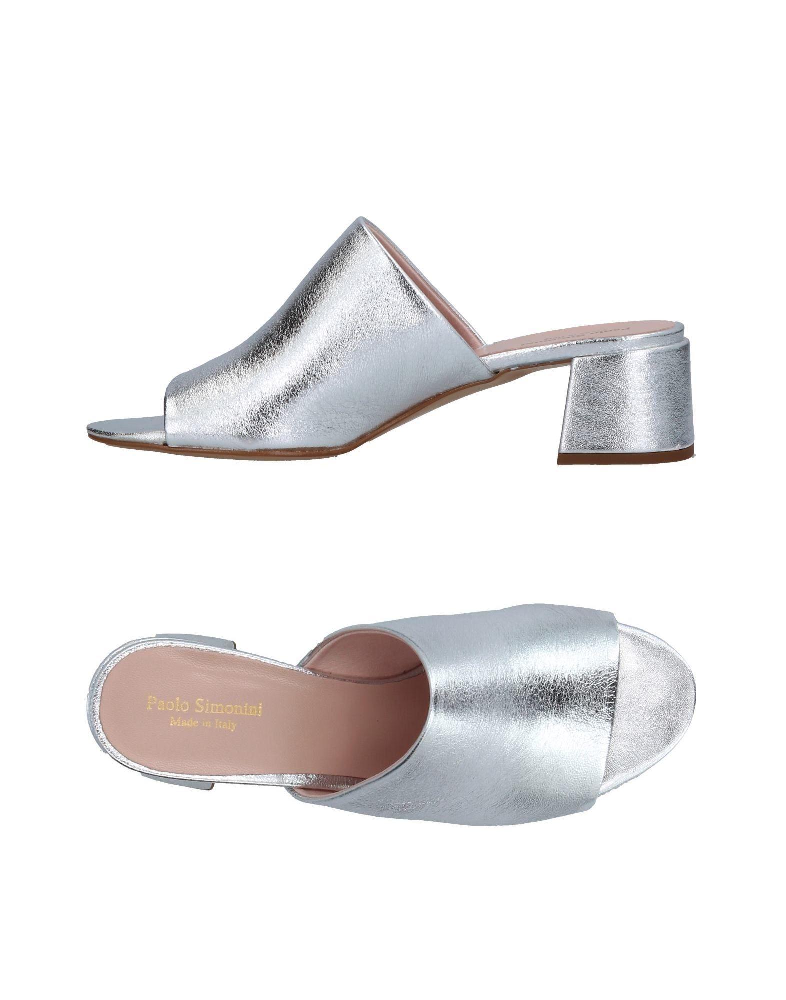 Paolo Simonini Sandalen Damen  11375765UI Neue Schuhe