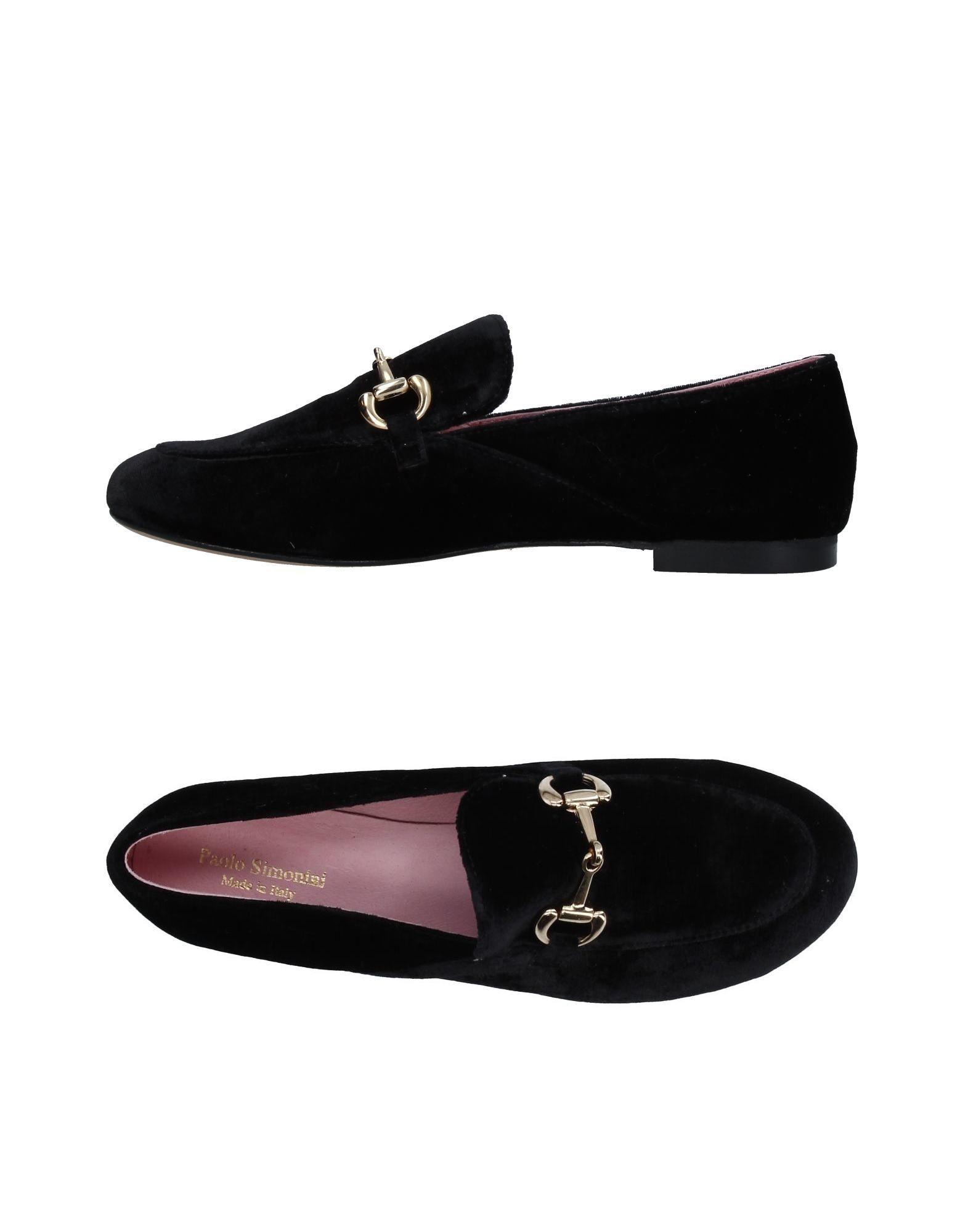 Paolo Simonini Mokassins Damen  11375809SJ Gute Qualität beliebte Schuhe