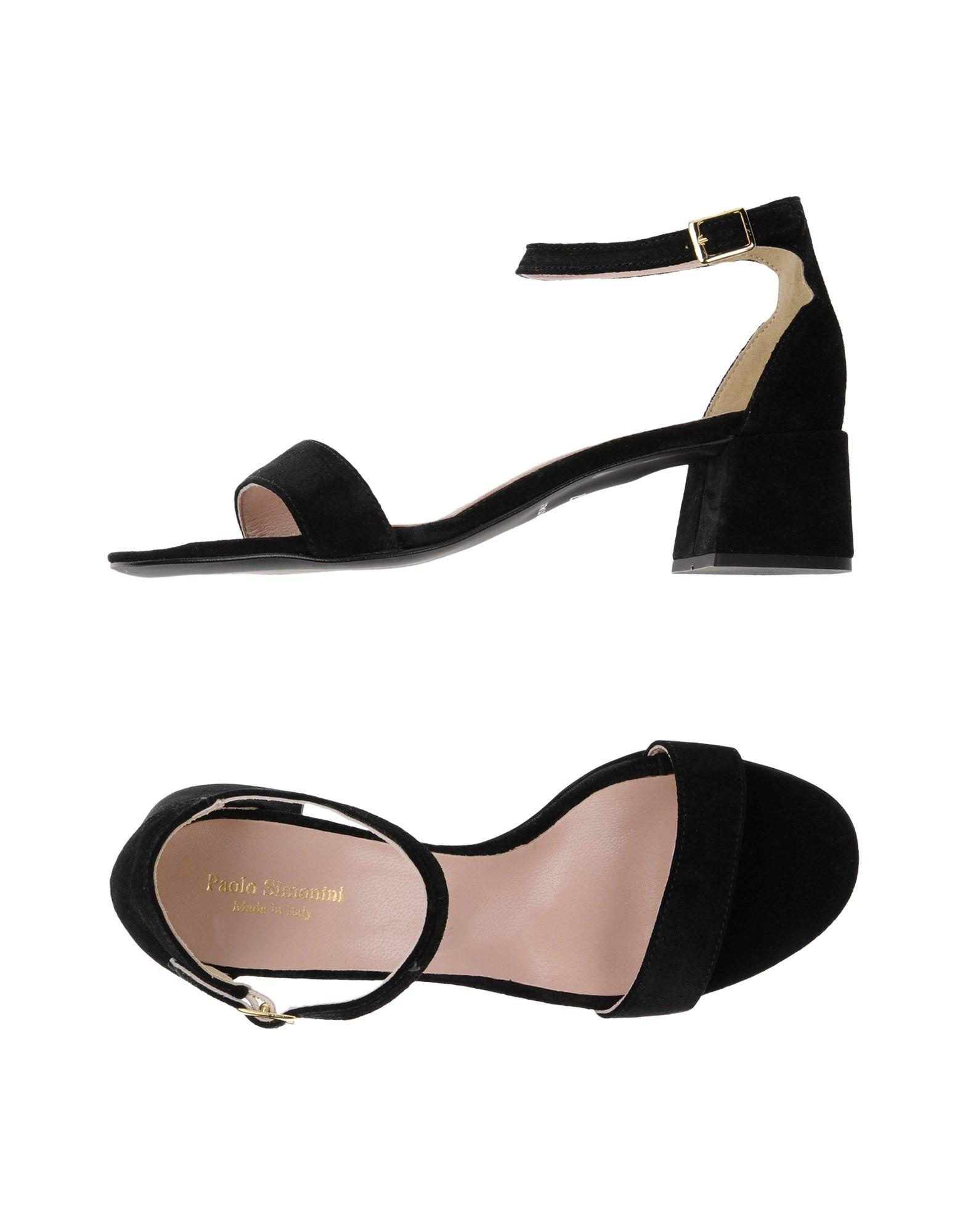 Gut um billige Schuhe zu tragenPaolo Simonini Sandalen Damen  11375812WM