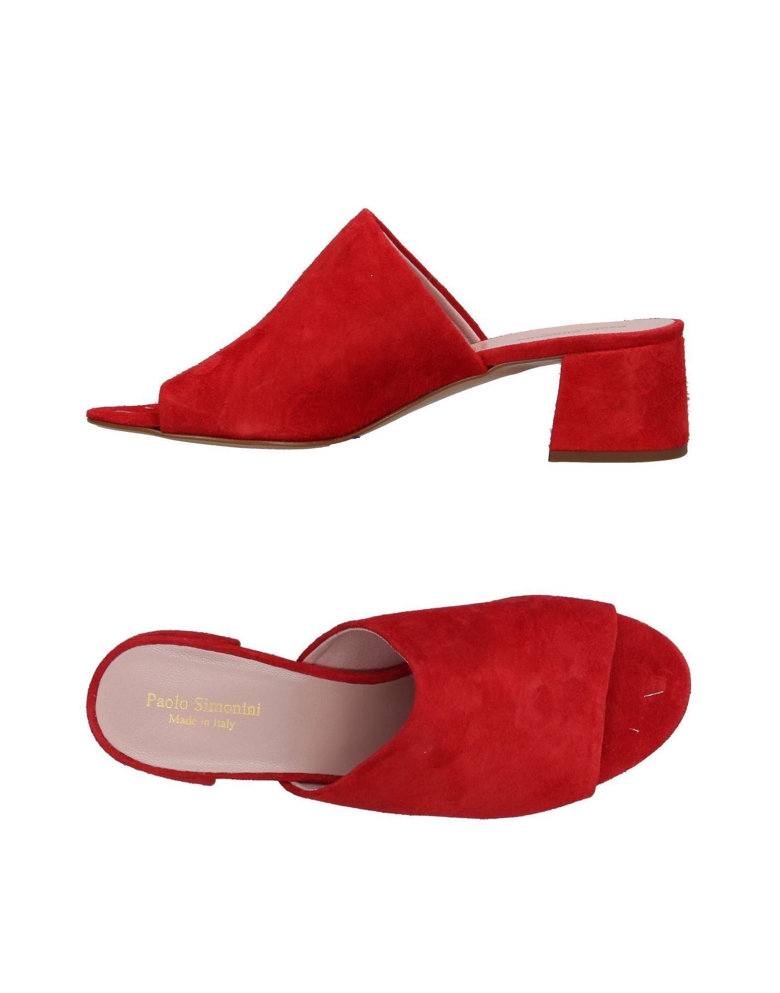 Gut um billige Schuhe zu tragenPaolo Simonini Sandalen Damen  11375814LD