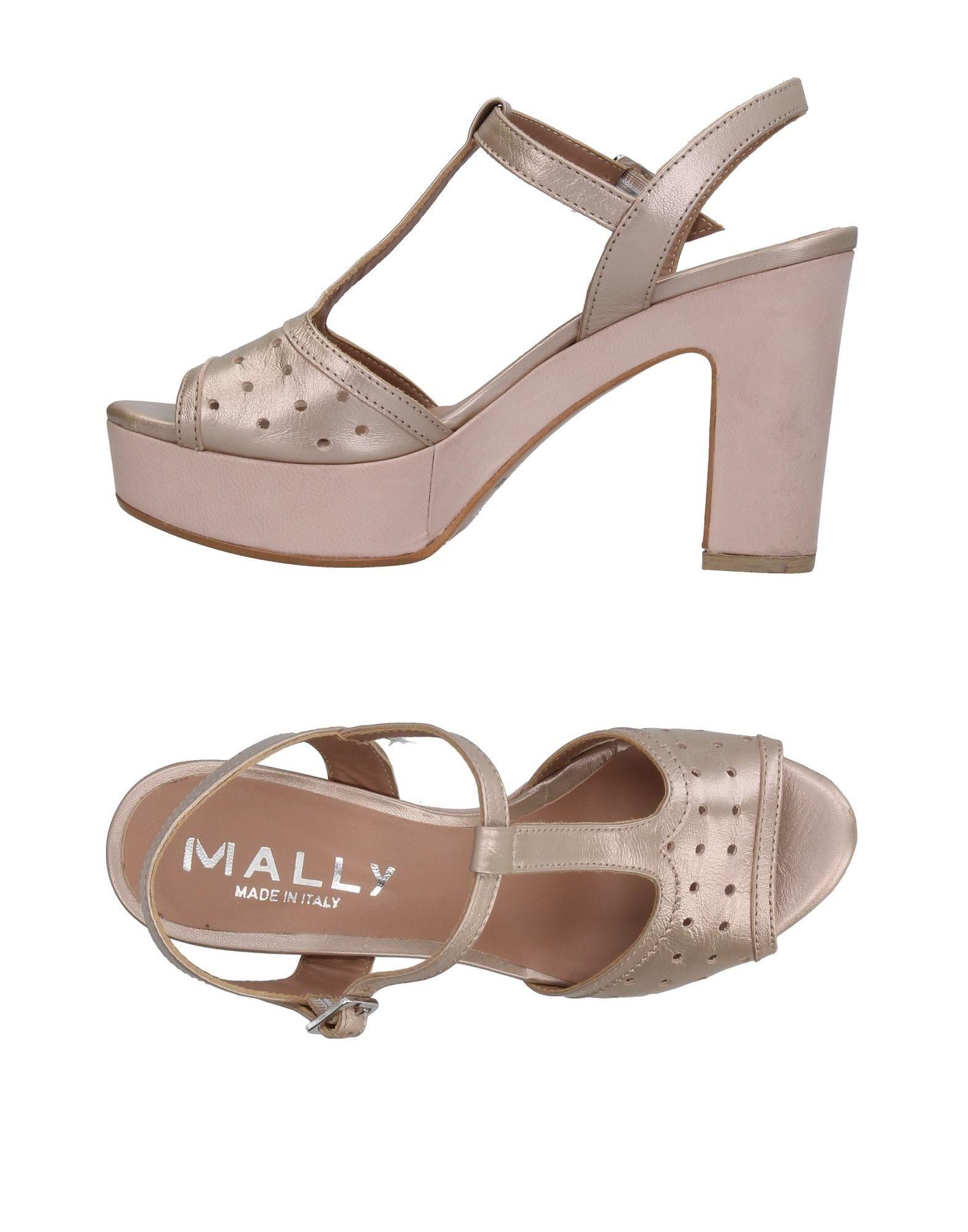 Mally Sandalen Damen  11375841EH Gute Qualität beliebte Schuhe