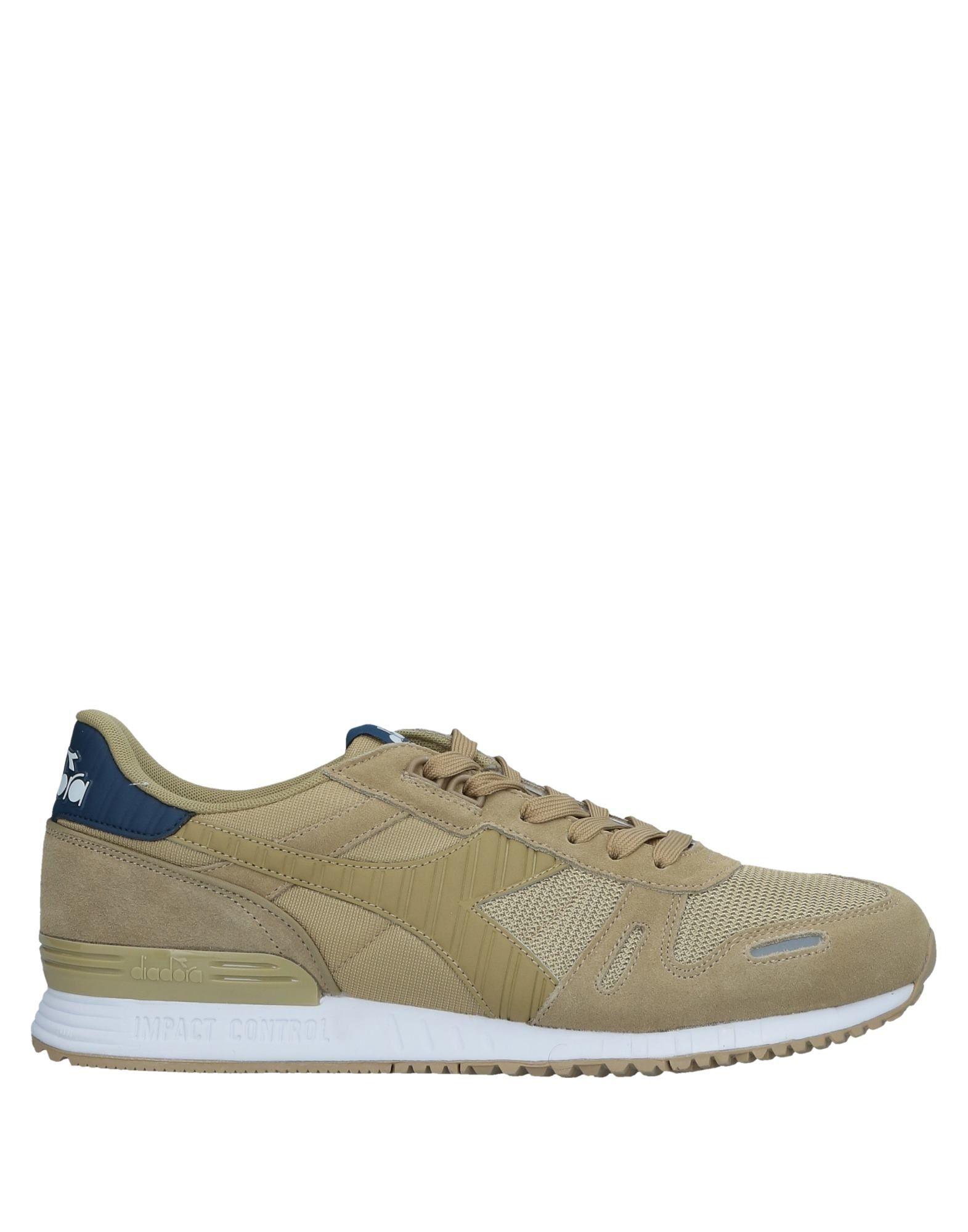Rabatt echte Schuhe Diadora Sneakers Herren  11375866HA