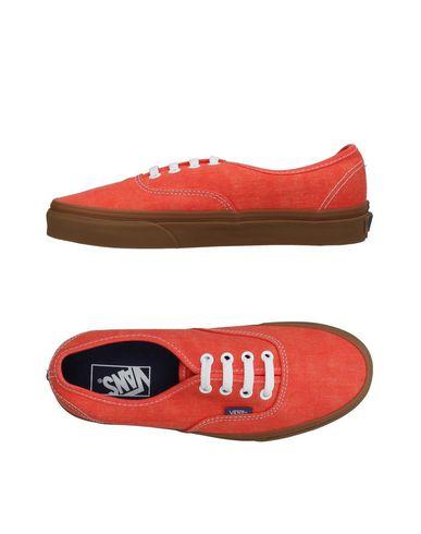 Zapatos Zapatos Zapatos casuales salvajes Zapatillas Vans Mujer - Zapatillas Vans Naranja 0a2e60