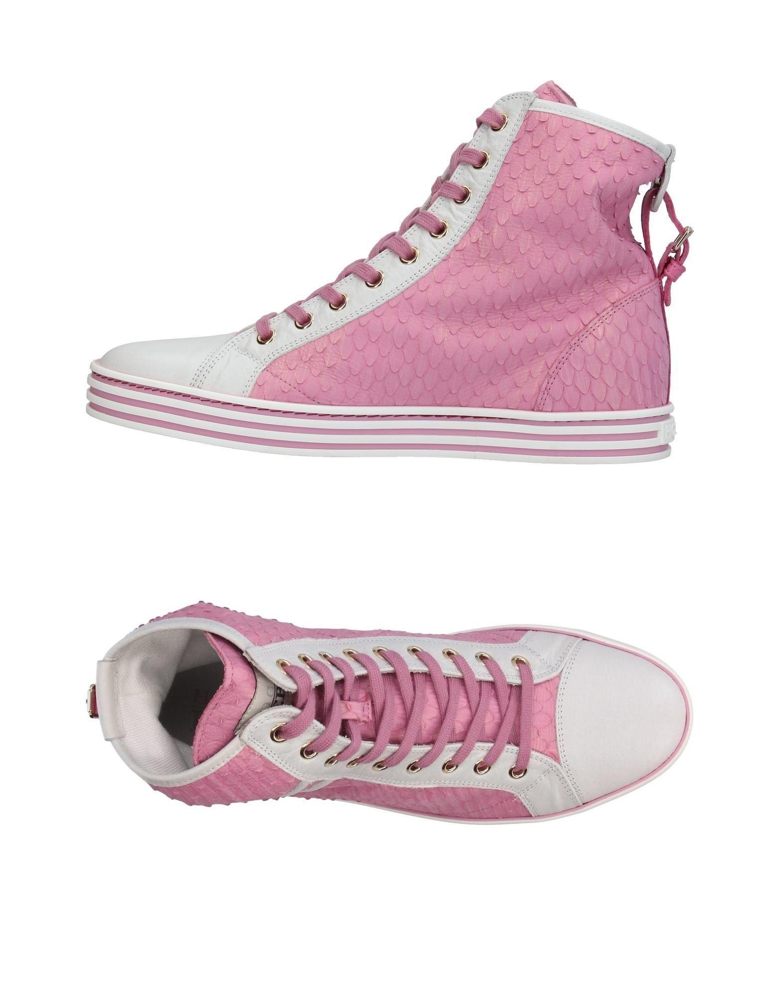 Stilvolle billige Schuhe Hogan Rebel Sneakers Damen  11375899TL