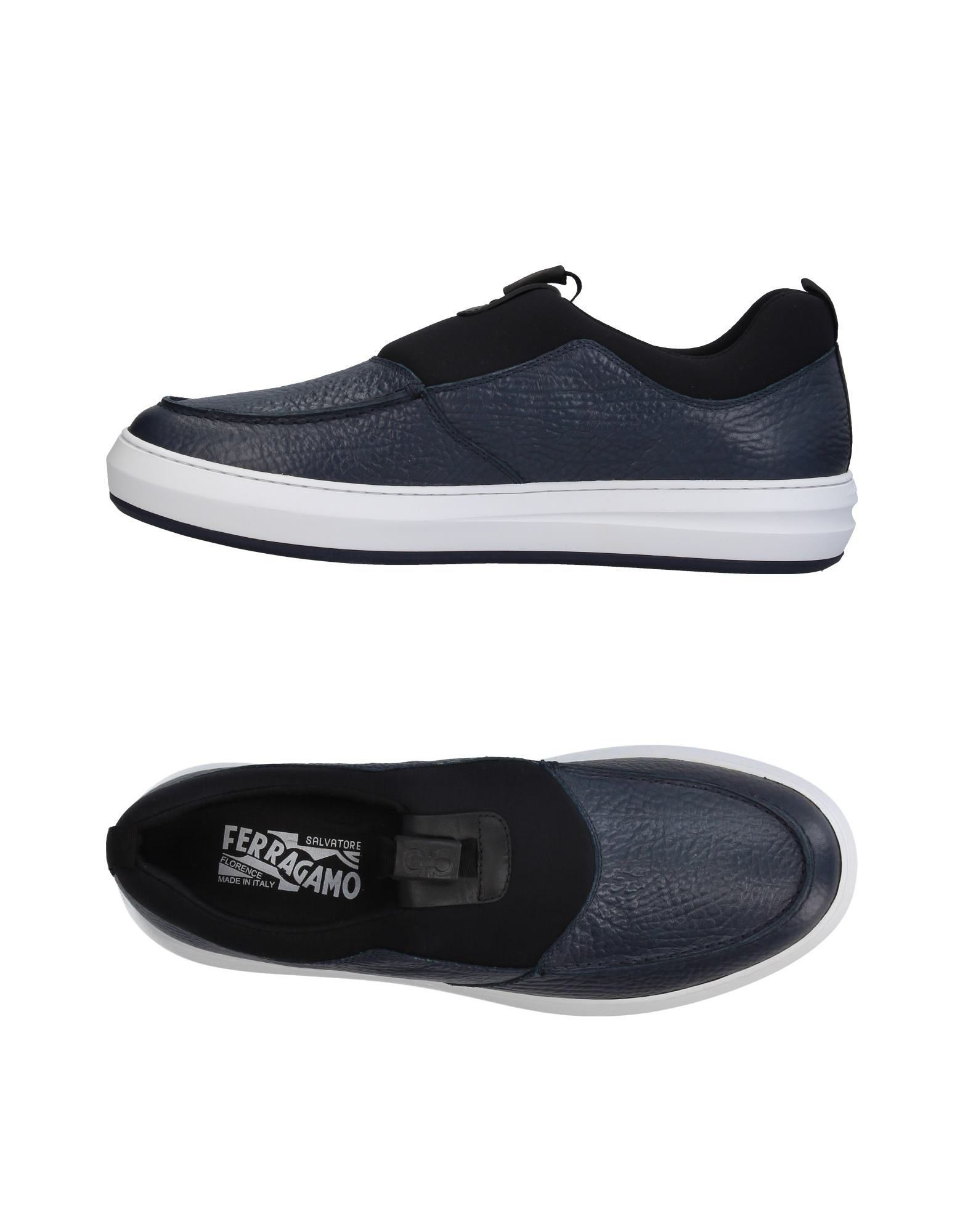 Salvatore Ferragamo Sneakers Herren  11375954VH Gute Qualität beliebte Schuhe