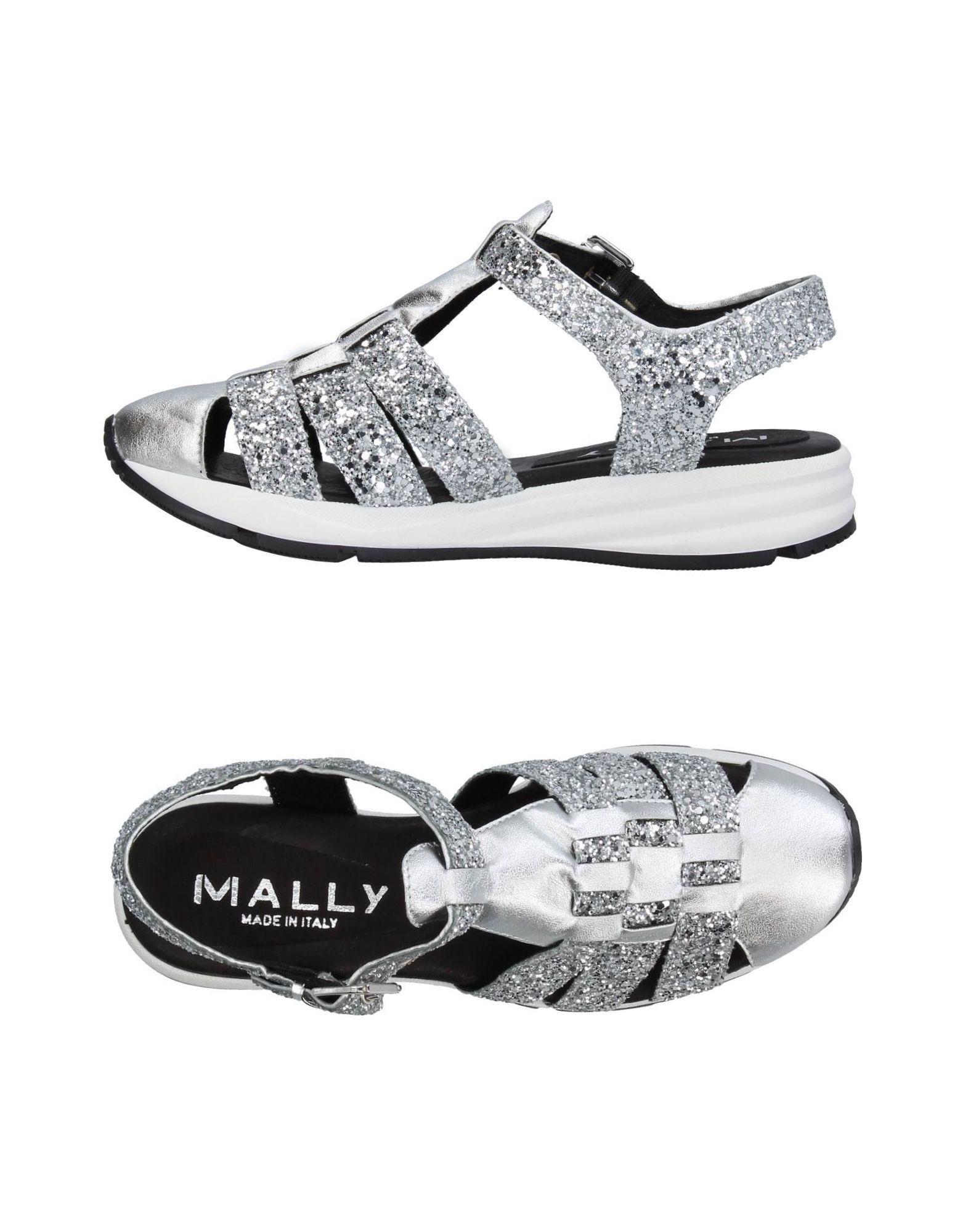 Sandales Mally Femme - Sandales Mally sur