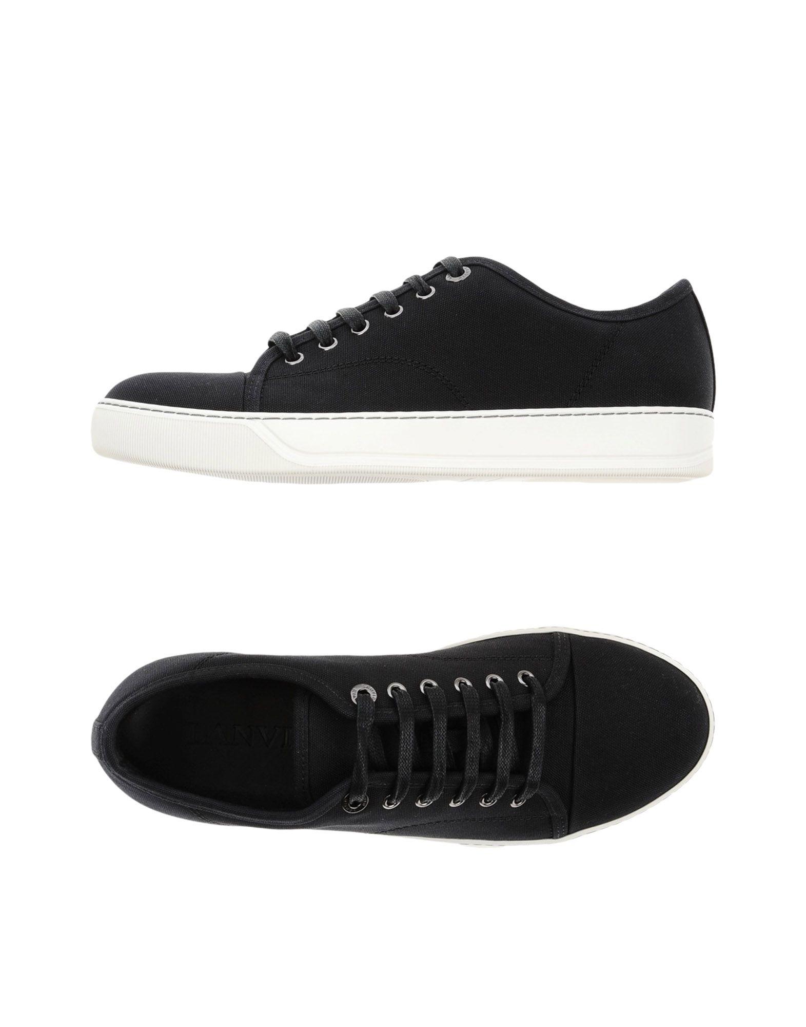 Lanvin Sneakers Qualität Herren  11376011NI Gute Qualität Sneakers beliebte Schuhe 5681df