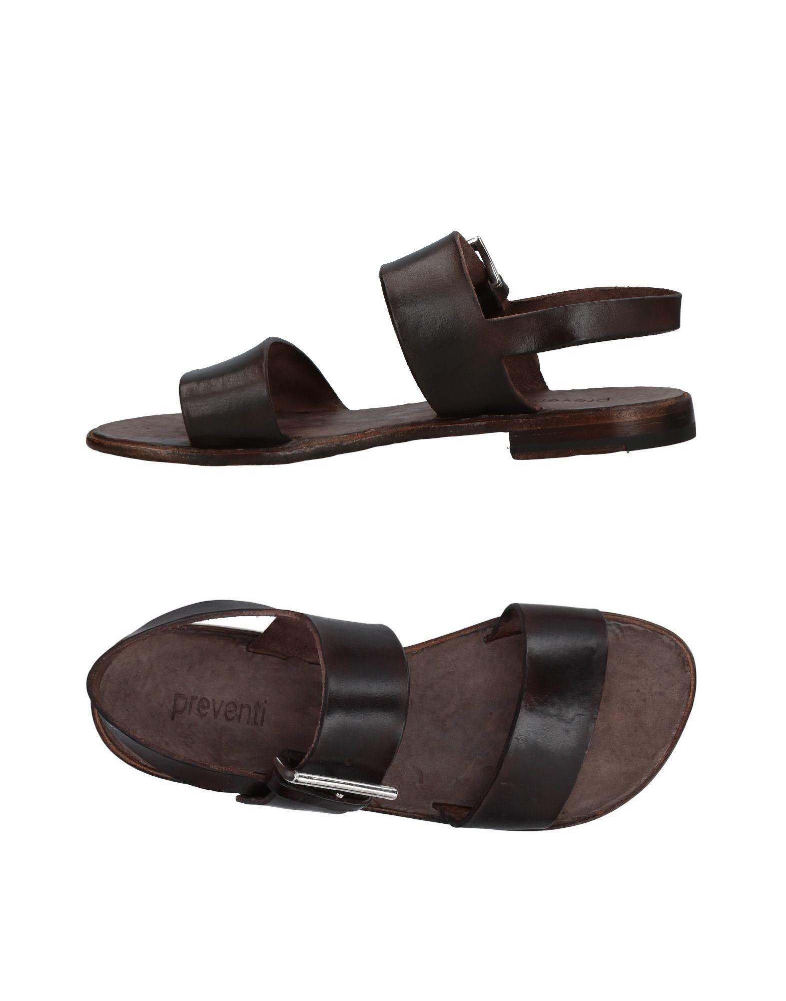 Stilvolle billige Schuhe Preventi Sandalen Damen  11376098QW